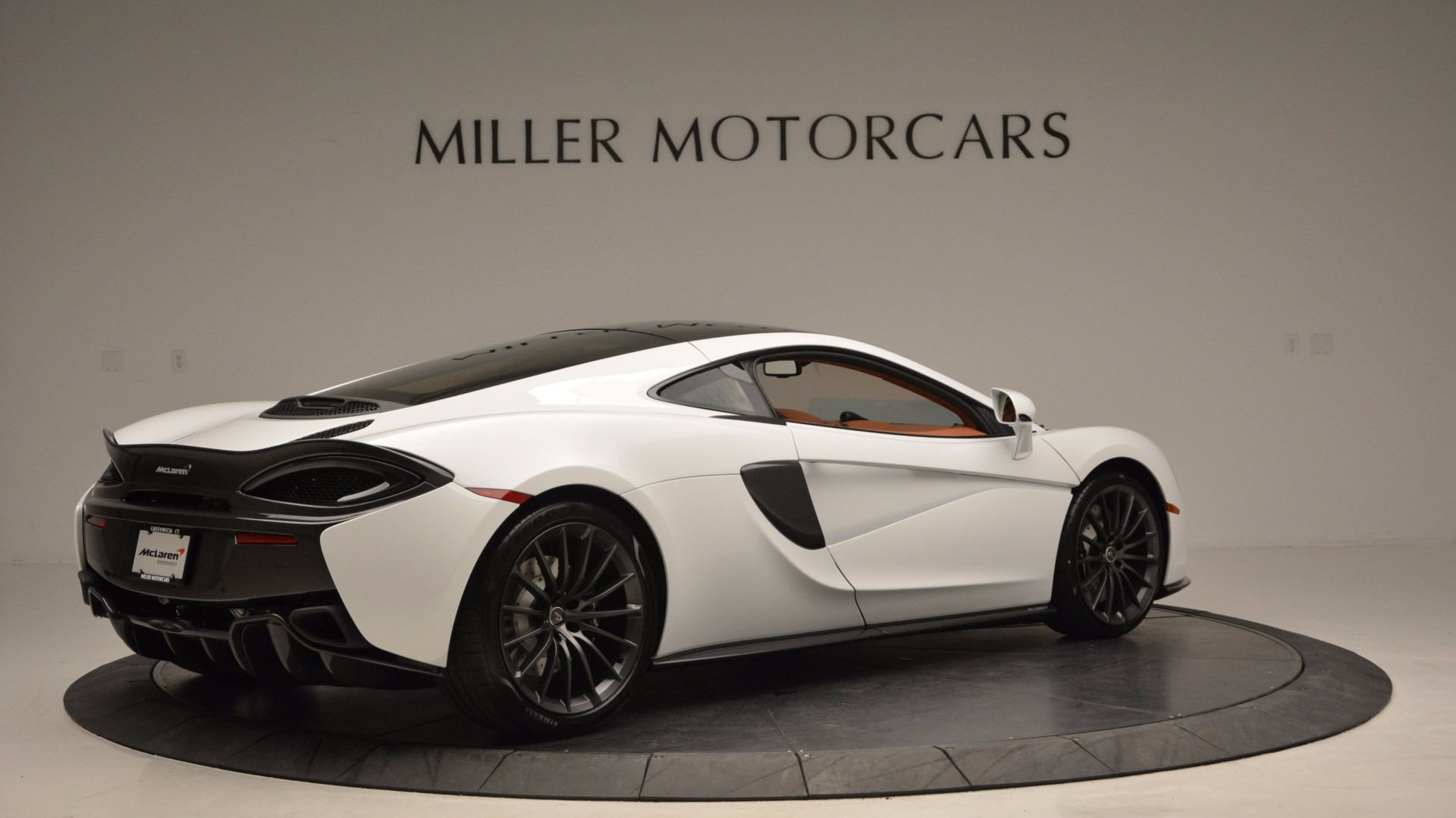 Used 2017 McLaren 570GT  For Sale In Greenwich, CT 1074_p8