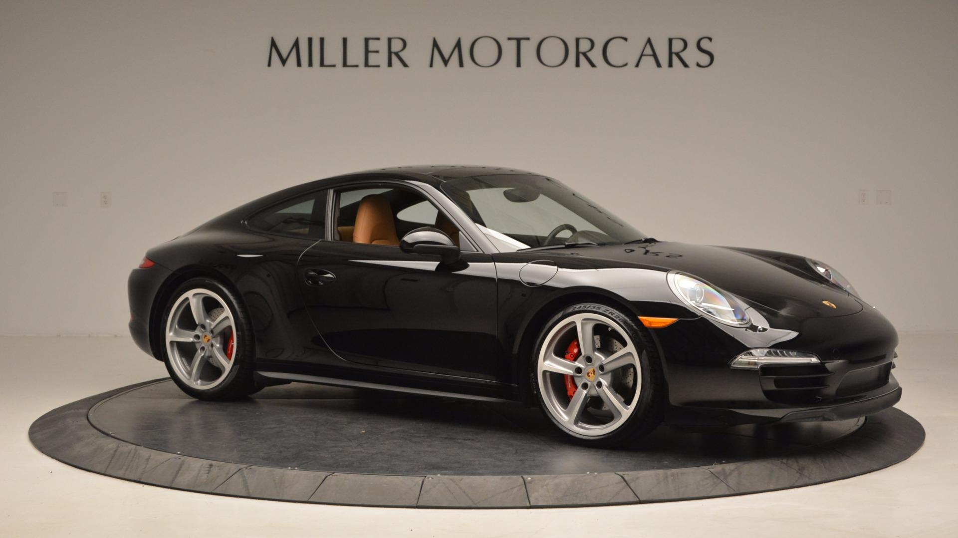 Used 2014 Porsche 911 Carrera 4S For Sale In Greenwich, CT 1076_p10