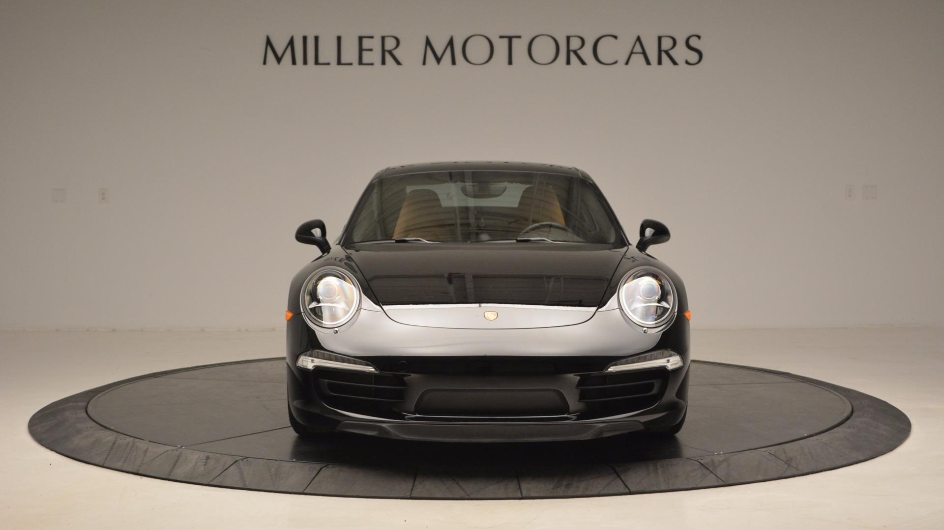 Used 2014 Porsche 911 Carrera 4S For Sale In Greenwich, CT 1076_p12