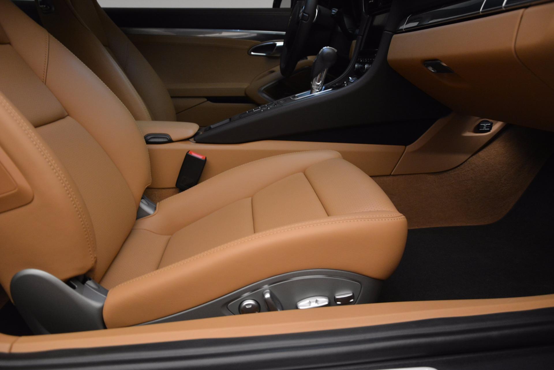 Used 2014 Porsche 911 Carrera 4S For Sale In Greenwich, CT 1076_p16