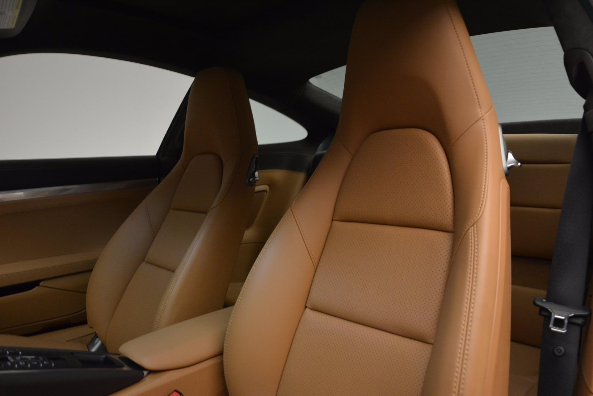 Used 2014 Porsche 911 Carrera 4S For Sale In Greenwich, CT 1076_p17