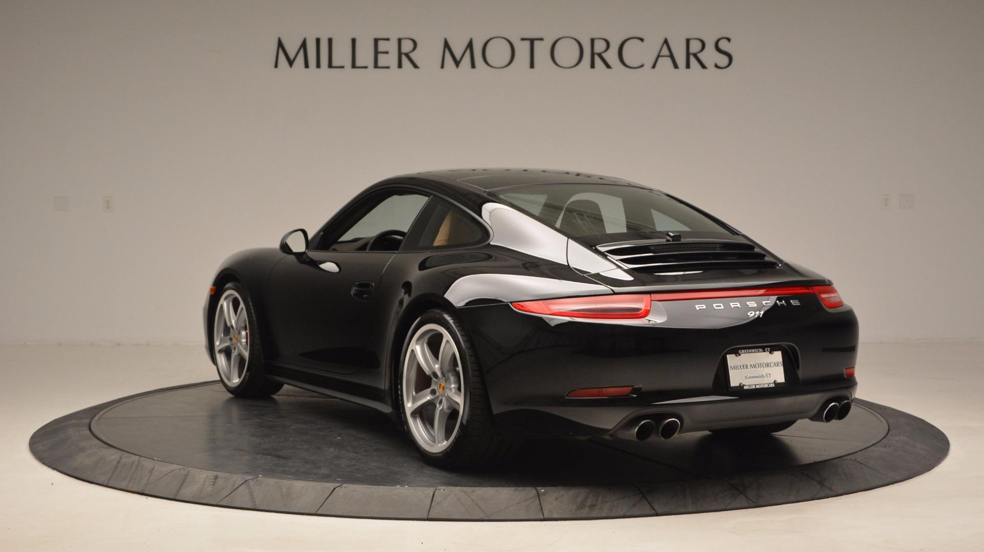 Used 2014 Porsche 911 Carrera 4S For Sale In Greenwich, CT 1076_p5