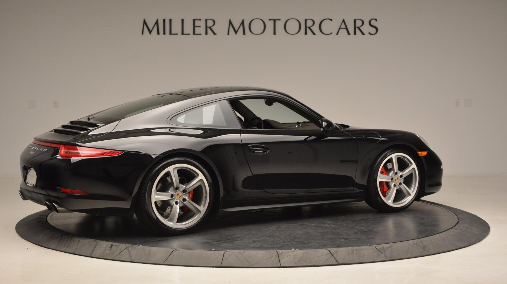 Used 2014 Porsche 911 Carrera 4S For Sale In Greenwich, CT 1076_p8