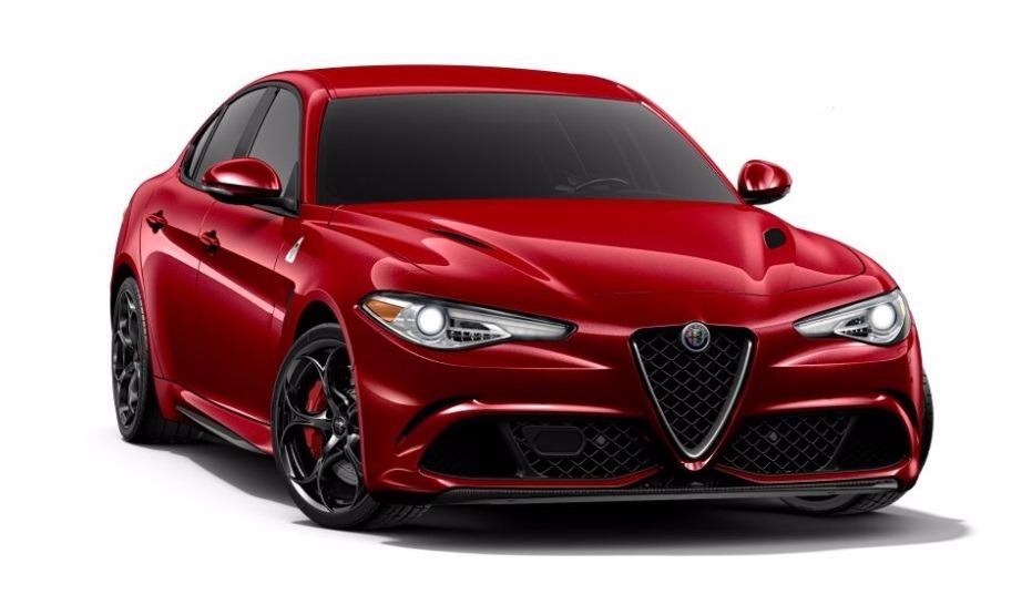 New 2017 Alfa Romeo Giulia Quadrifoglio For Sale In Greenwich, CT 1078_main