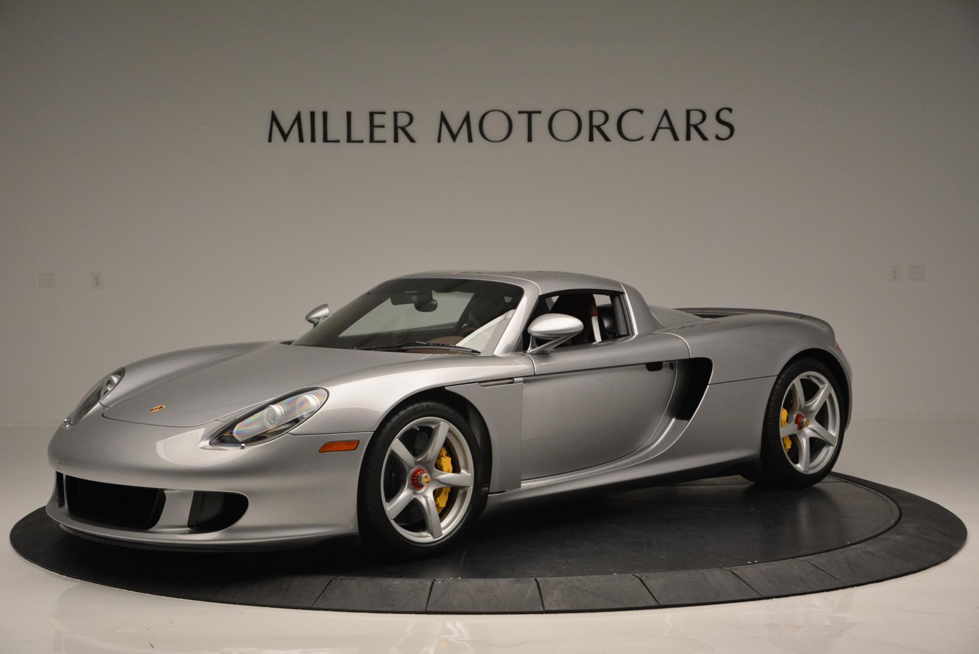 Used 2005 Porsche Carrera GT  For Sale In Greenwich, CT 108_main