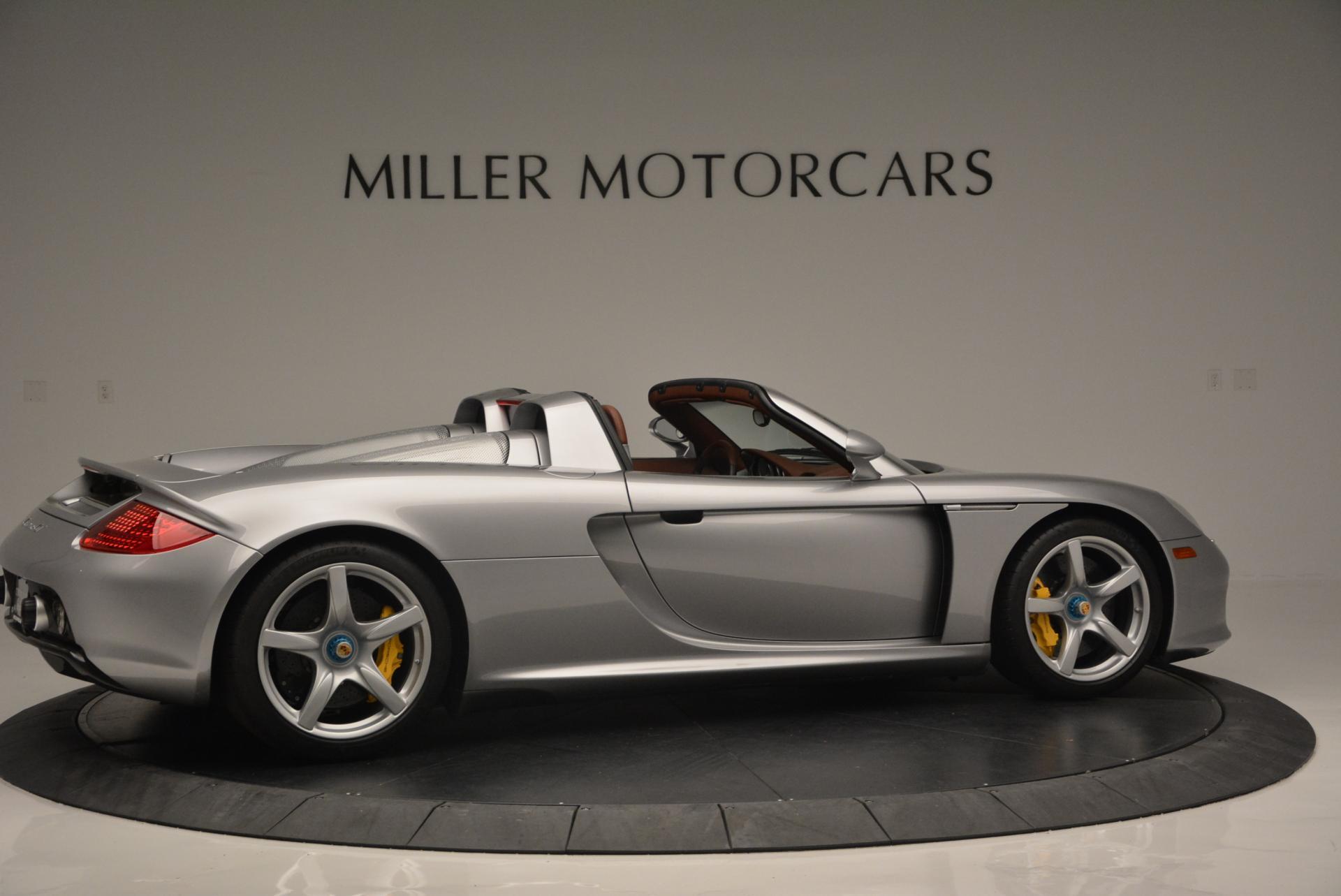 Used 2005 Porsche Carrera GT  For Sale In Greenwich, CT 108_p11