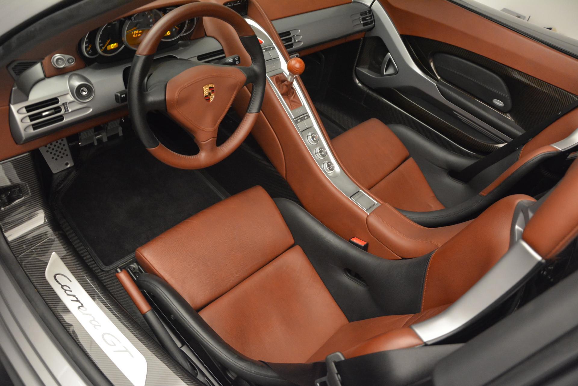 Used 2005 Porsche Carrera GT  For Sale In Greenwich, CT 108_p17
