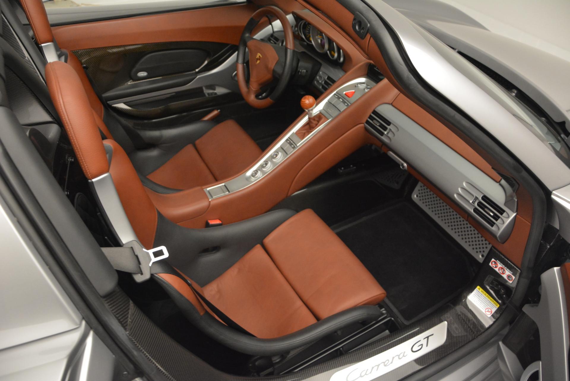 Used 2005 Porsche Carrera GT  For Sale In Greenwich, CT 108_p22
