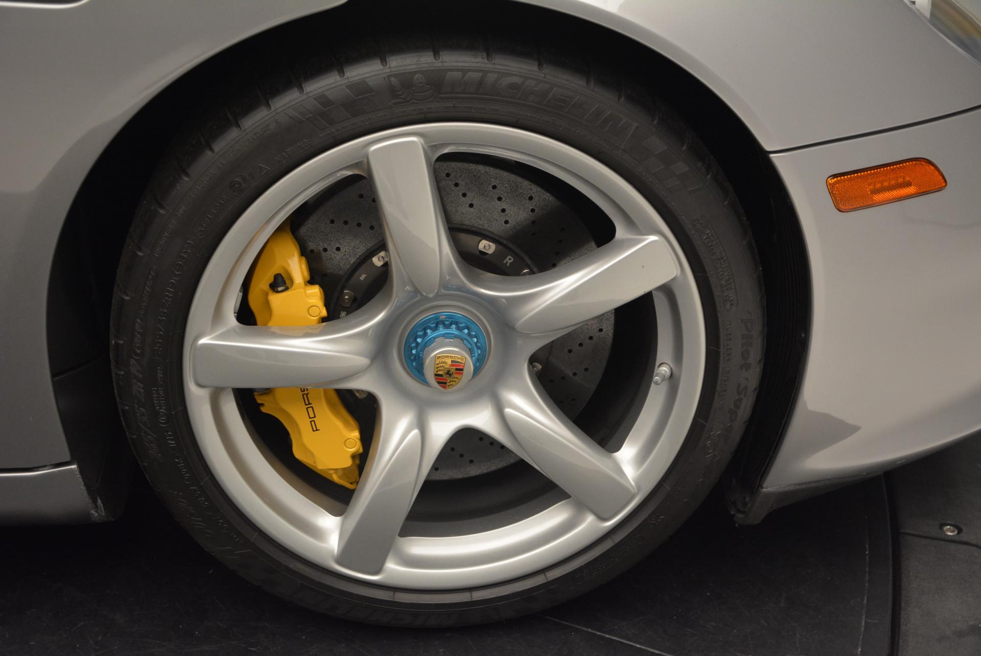 Used 2005 Porsche Carrera GT  For Sale In Greenwich, CT 108_p24