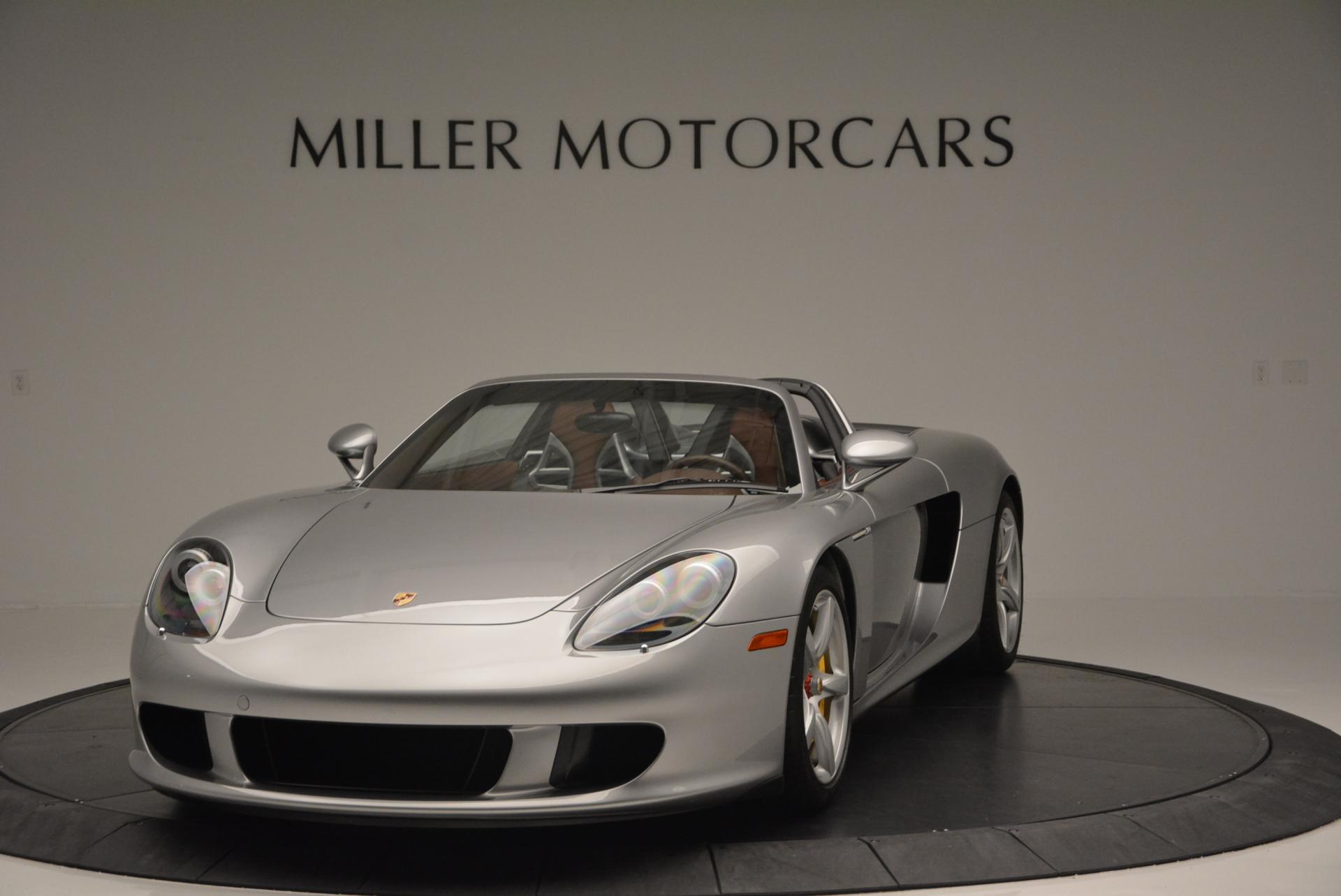Used 2005 Porsche Carrera GT  For Sale In Greenwich, CT 108_p2