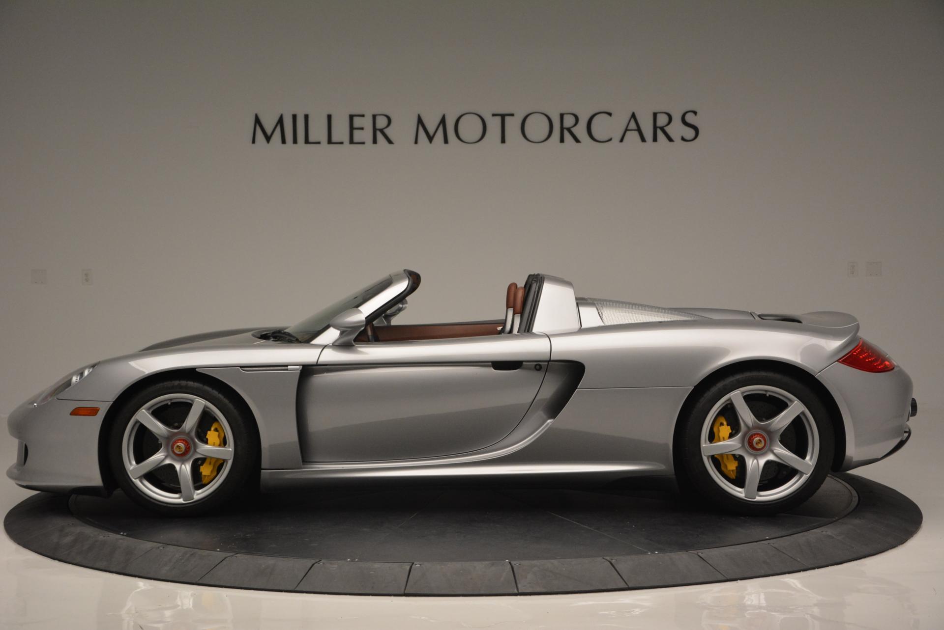 Used 2005 Porsche Carrera GT  For Sale In Greenwich, CT 108_p4