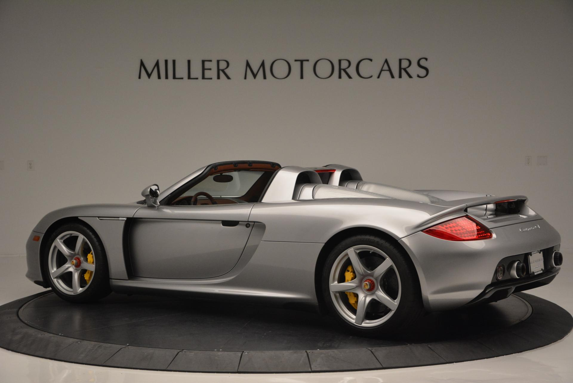 Used 2005 Porsche Carrera GT  For Sale In Greenwich, CT 108_p5