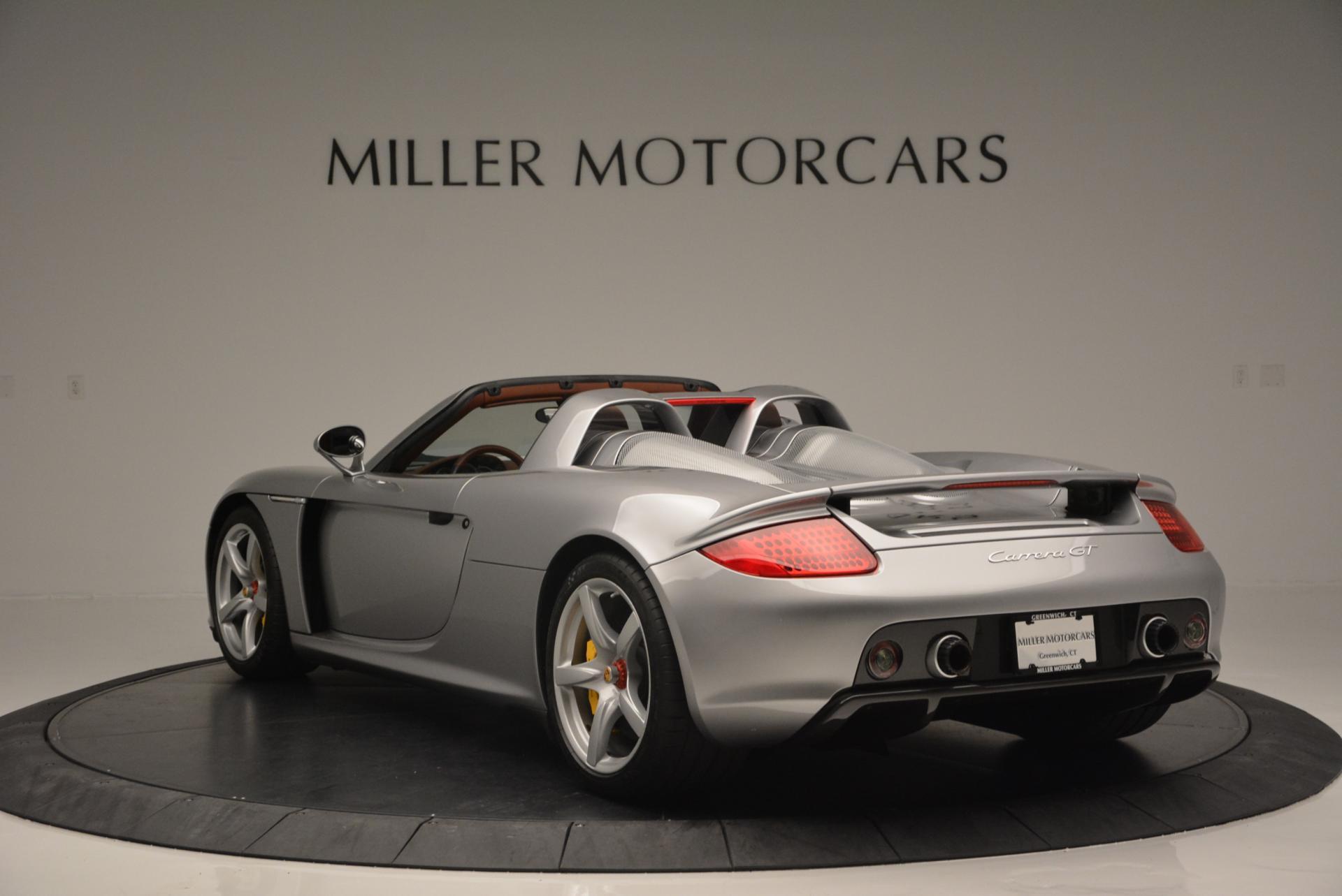 Used 2005 Porsche Carrera GT  For Sale In Greenwich, CT 108_p6