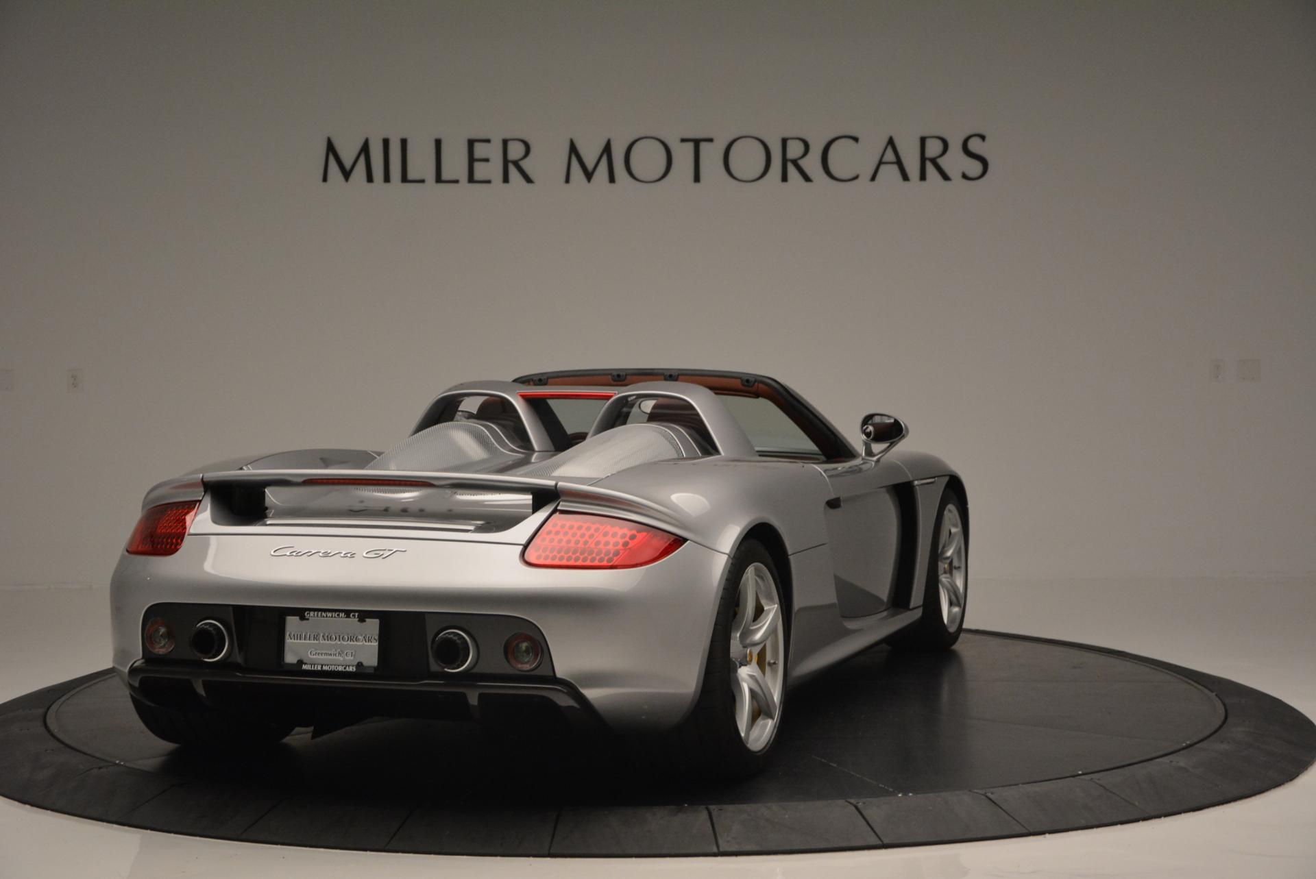 Used 2005 Porsche Carrera GT  For Sale In Greenwich, CT 108_p9