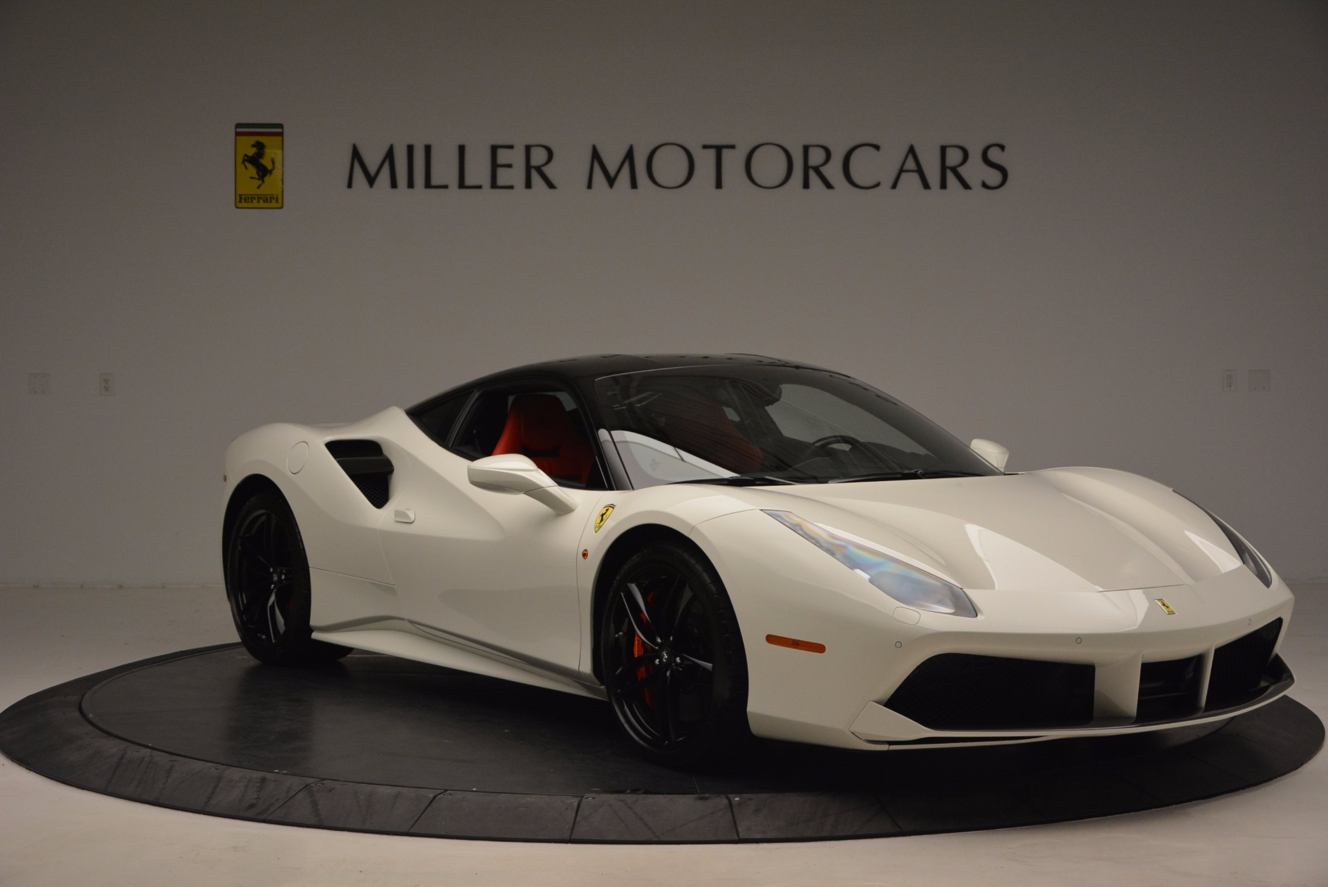 Used 2016 Ferrari 488 GTB  For Sale In Greenwich, CT 1080_p11