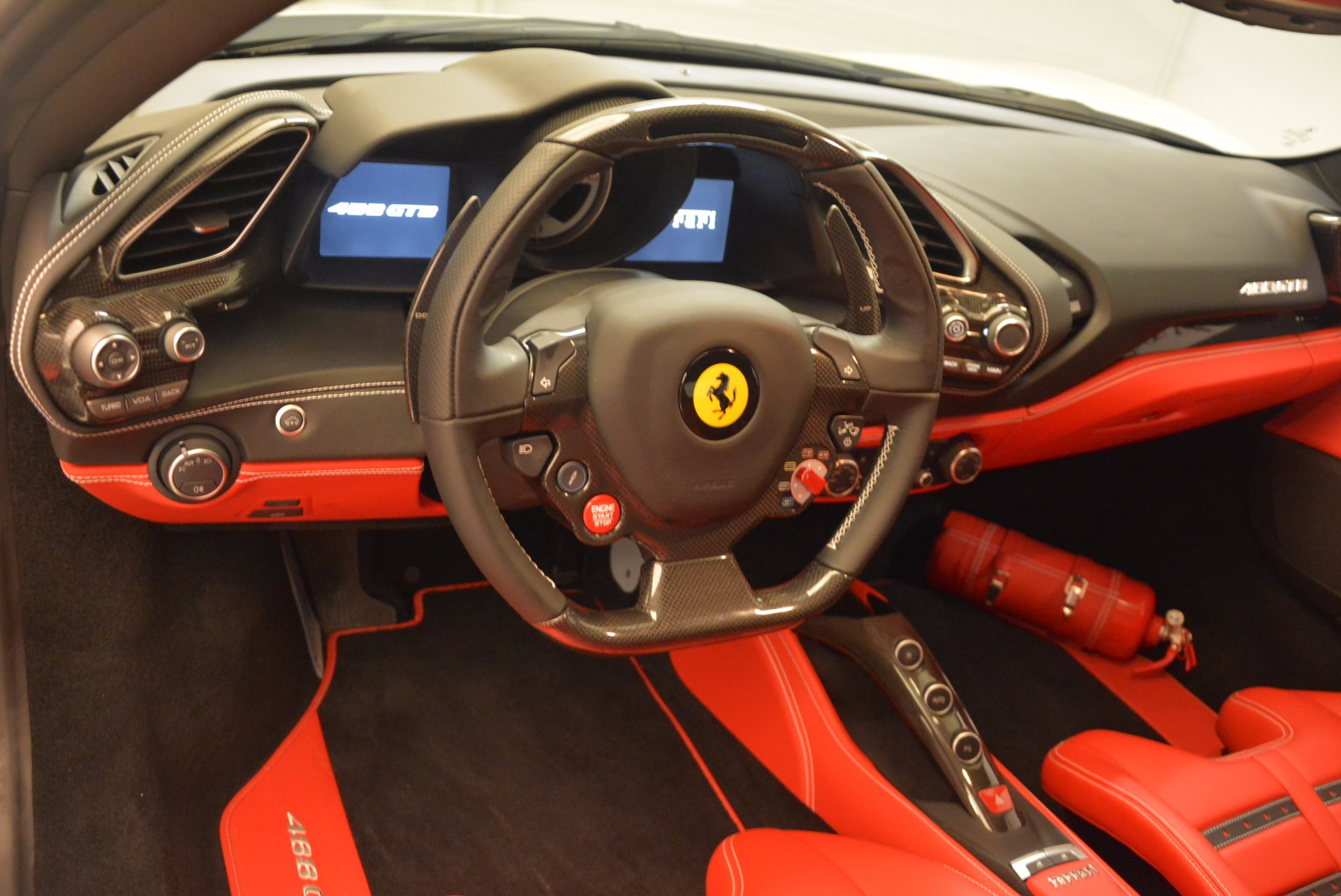 Used 2016 Ferrari 488 GTB  For Sale In Greenwich, CT 1080_p16