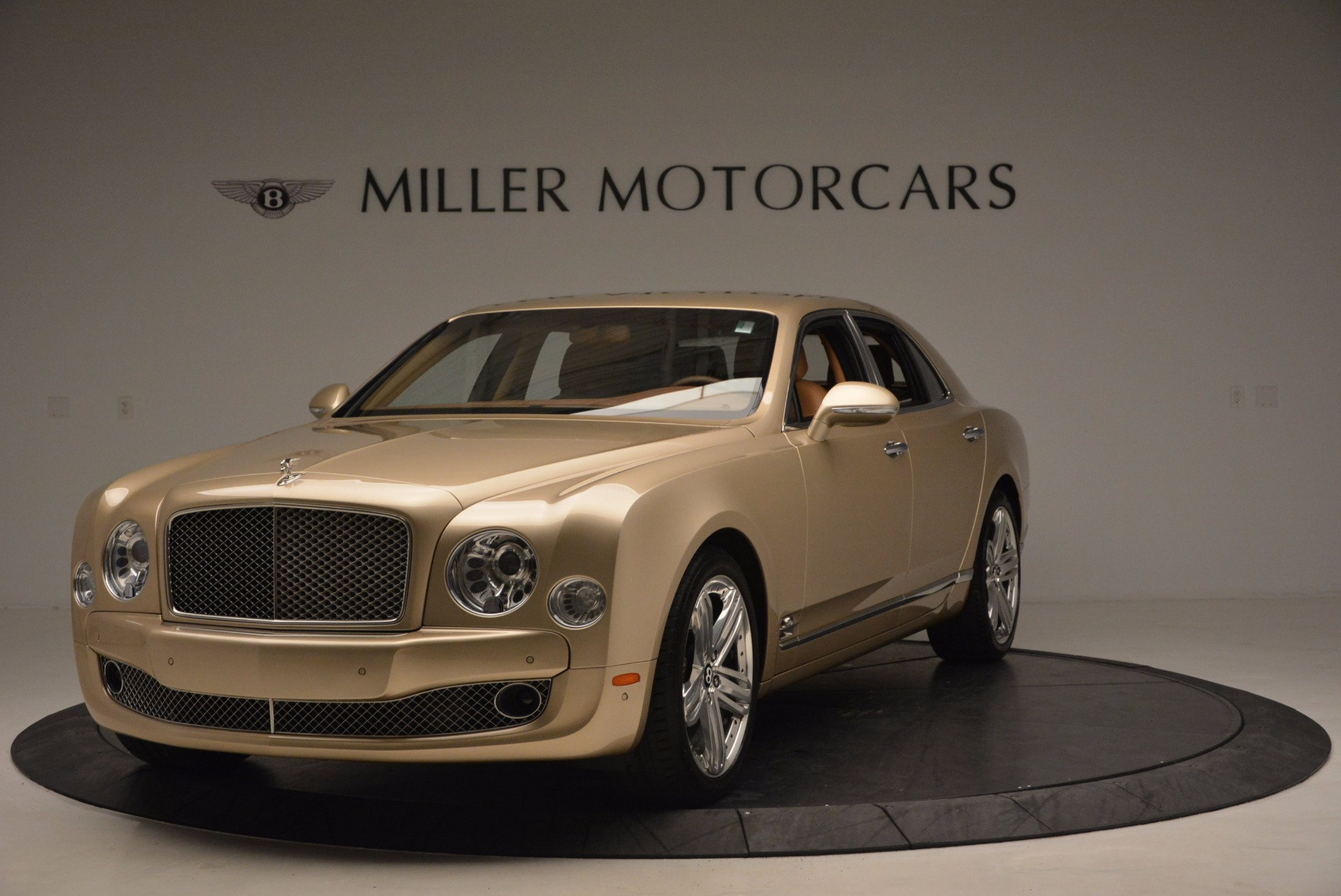 Used 2011 Bentley Mulsanne  For Sale In Greenwich, CT 1081_main