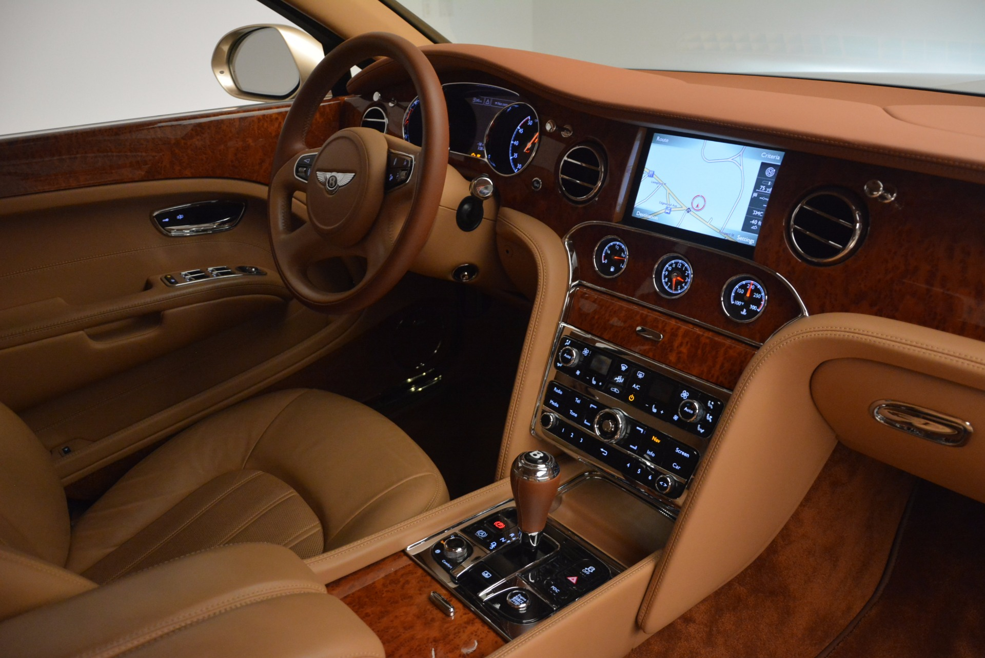 Used 2011 Bentley Mulsanne  For Sale In Greenwich, CT 1081_p42