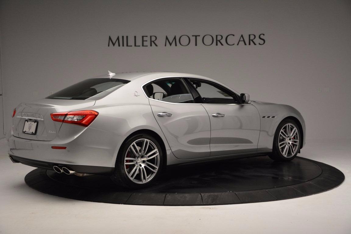 New 2017 Maserati Ghibli S Q4 For Sale In Greenwich, CT 1084_p8