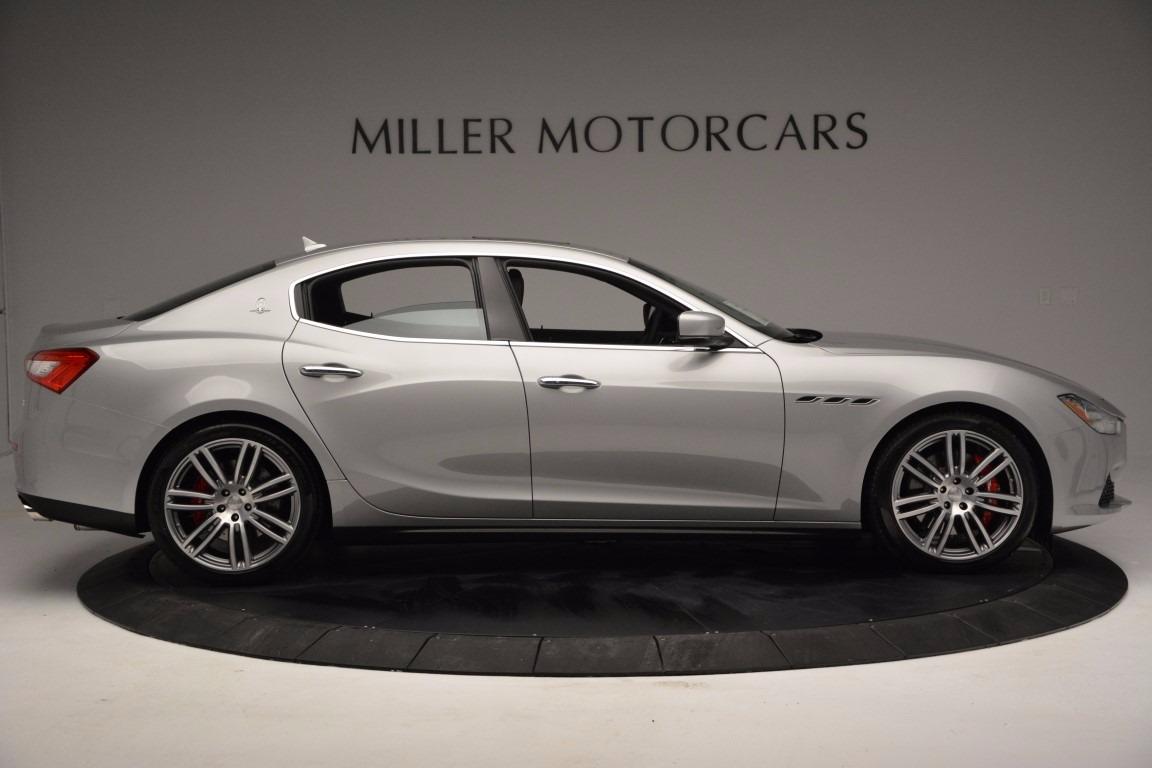 New 2017 Maserati Ghibli S Q4 For Sale In Greenwich, CT 1084_p9