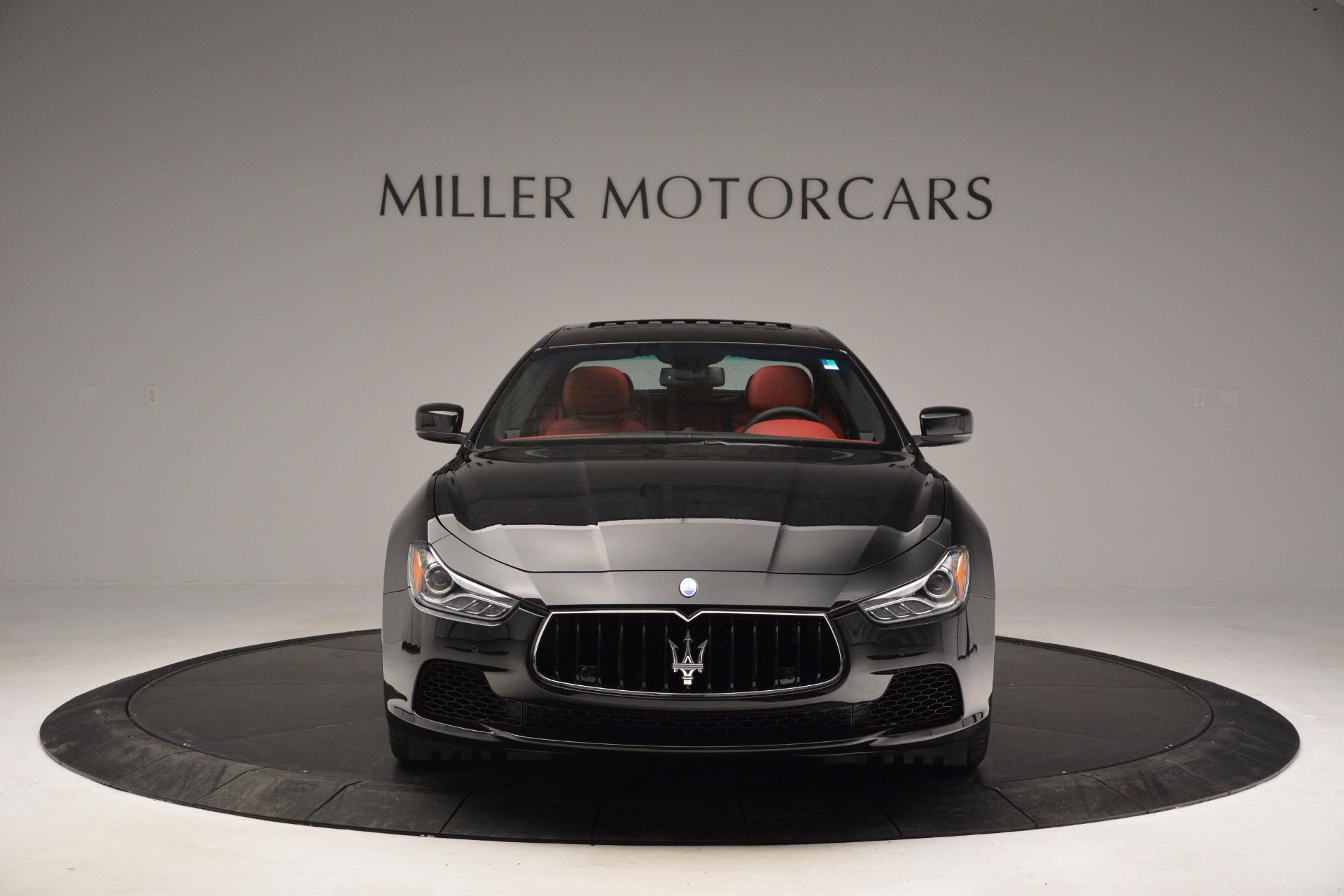 New 2017 Maserati Ghibli SQ4 For Sale In Greenwich, CT 1086_p13