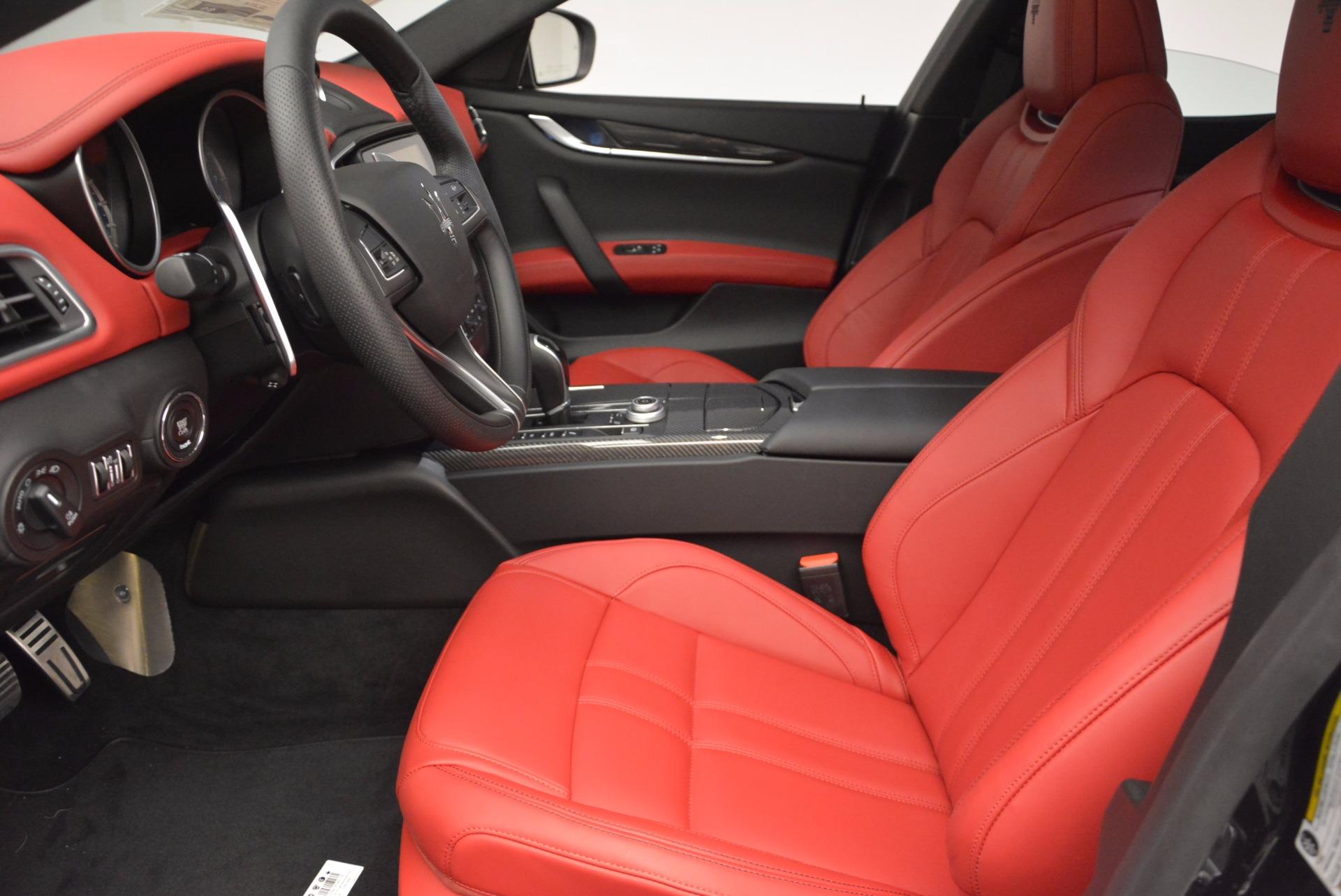 New 2017 Maserati Ghibli SQ4 For Sale In Greenwich, CT 1086_p19