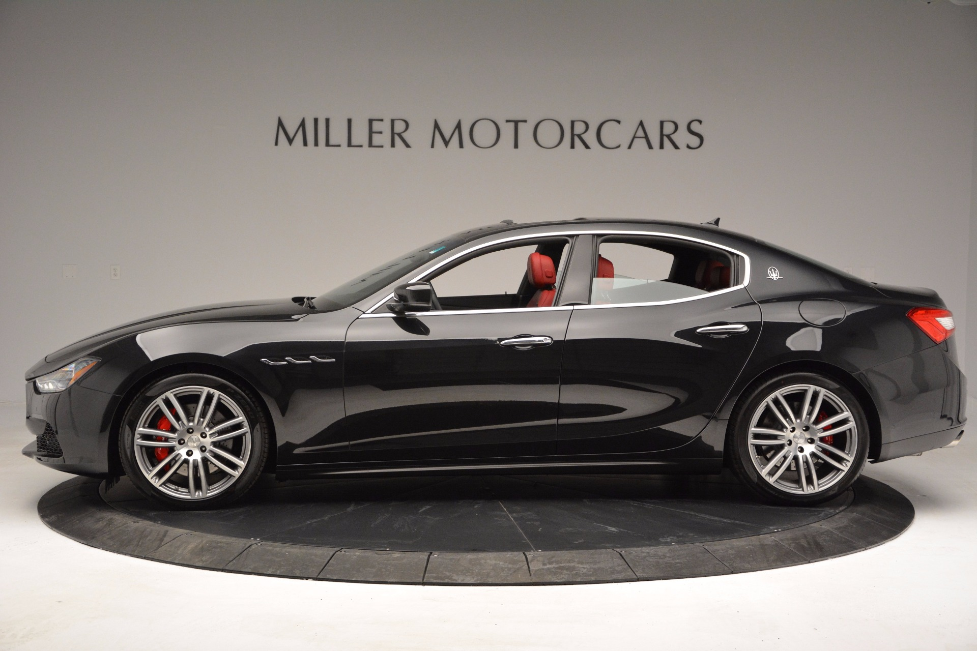 New 2017 Maserati Ghibli SQ4 For Sale In Greenwich, CT 1086_p4