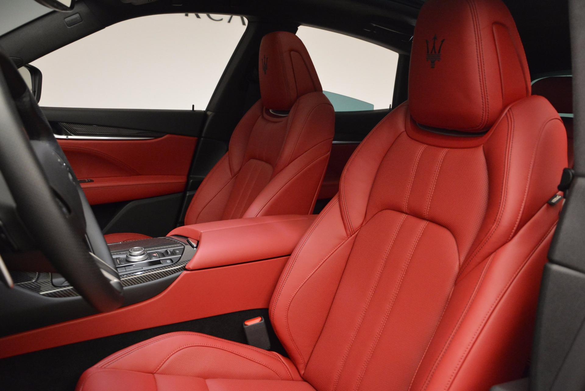 New 2017 Maserati Levante S For Sale In Greenwich, CT 1088_p15