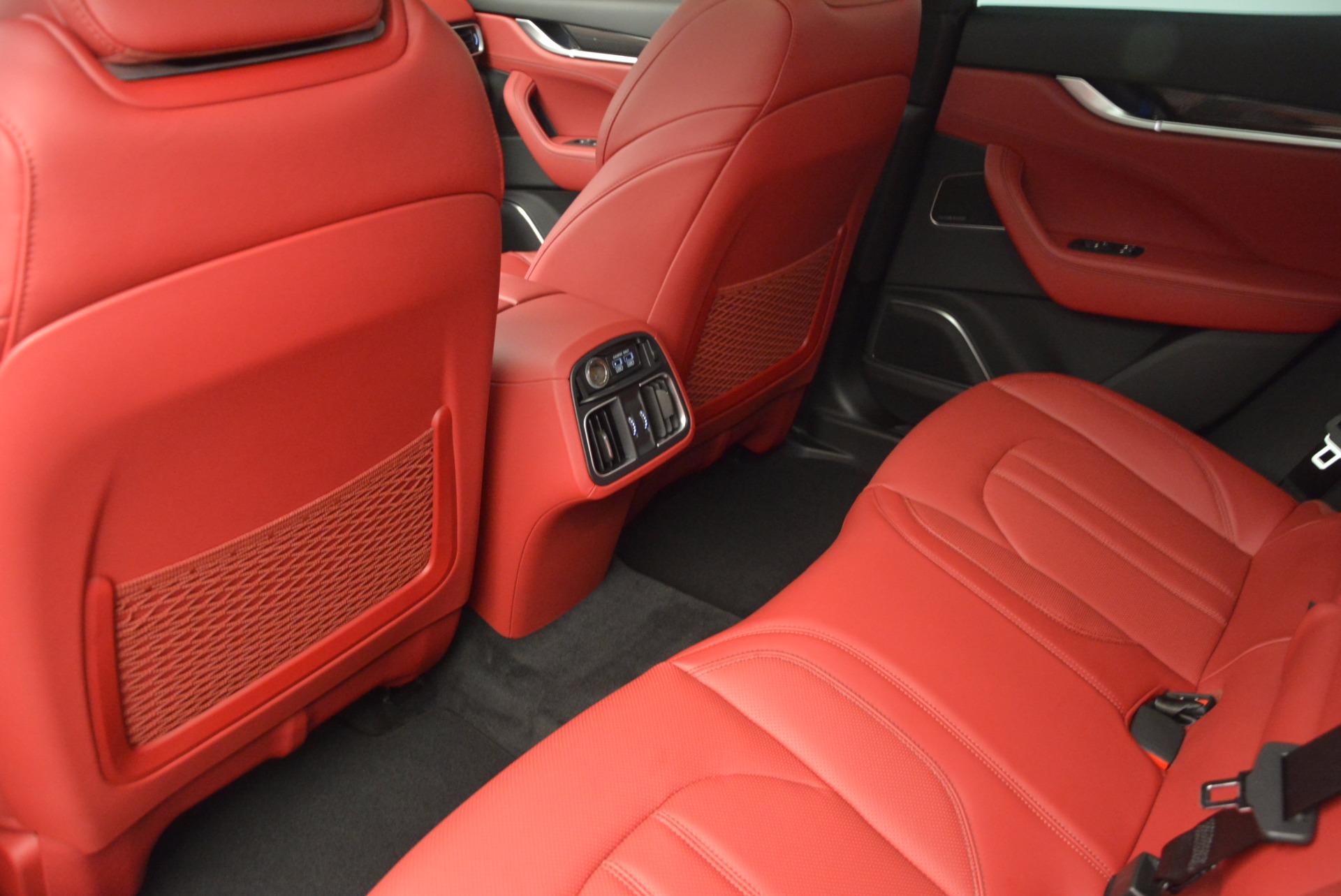 New 2017 Maserati Levante S For Sale In Greenwich, CT 1088_p18