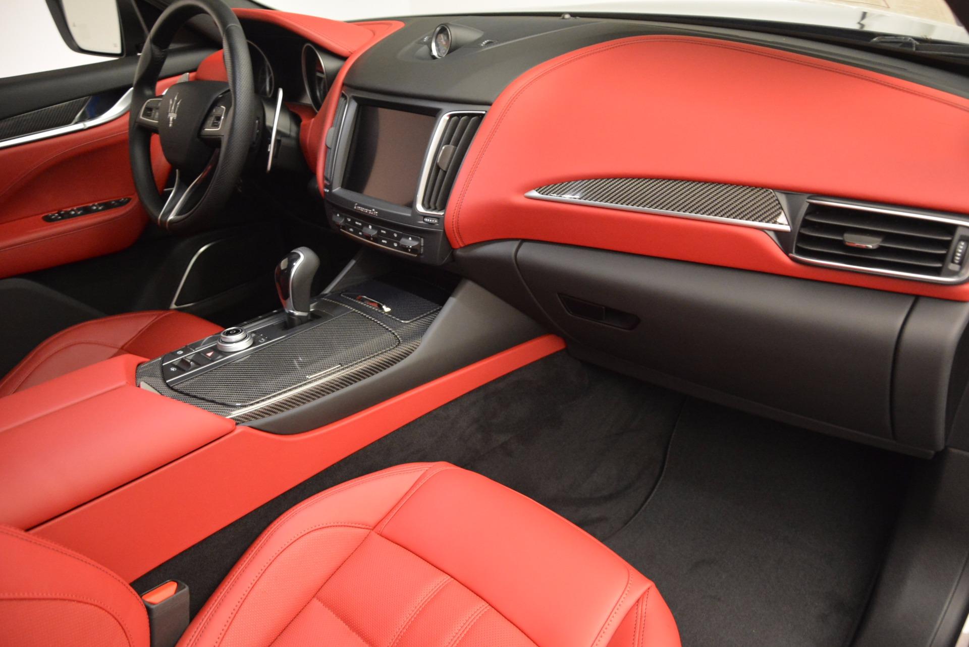 New 2017 Maserati Levante S For Sale In Greenwich, CT 1088_p21