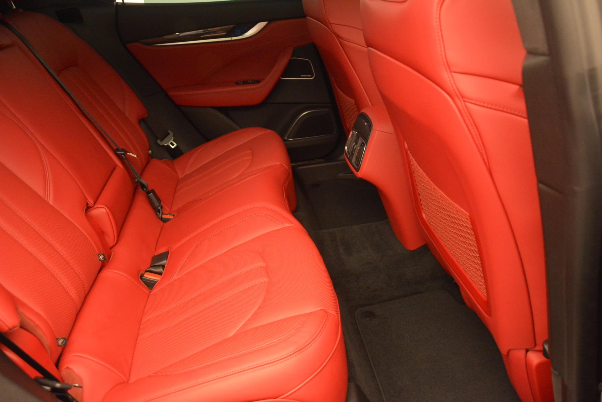 New 2017 Maserati Levante S For Sale In Greenwich, CT 1088_p25