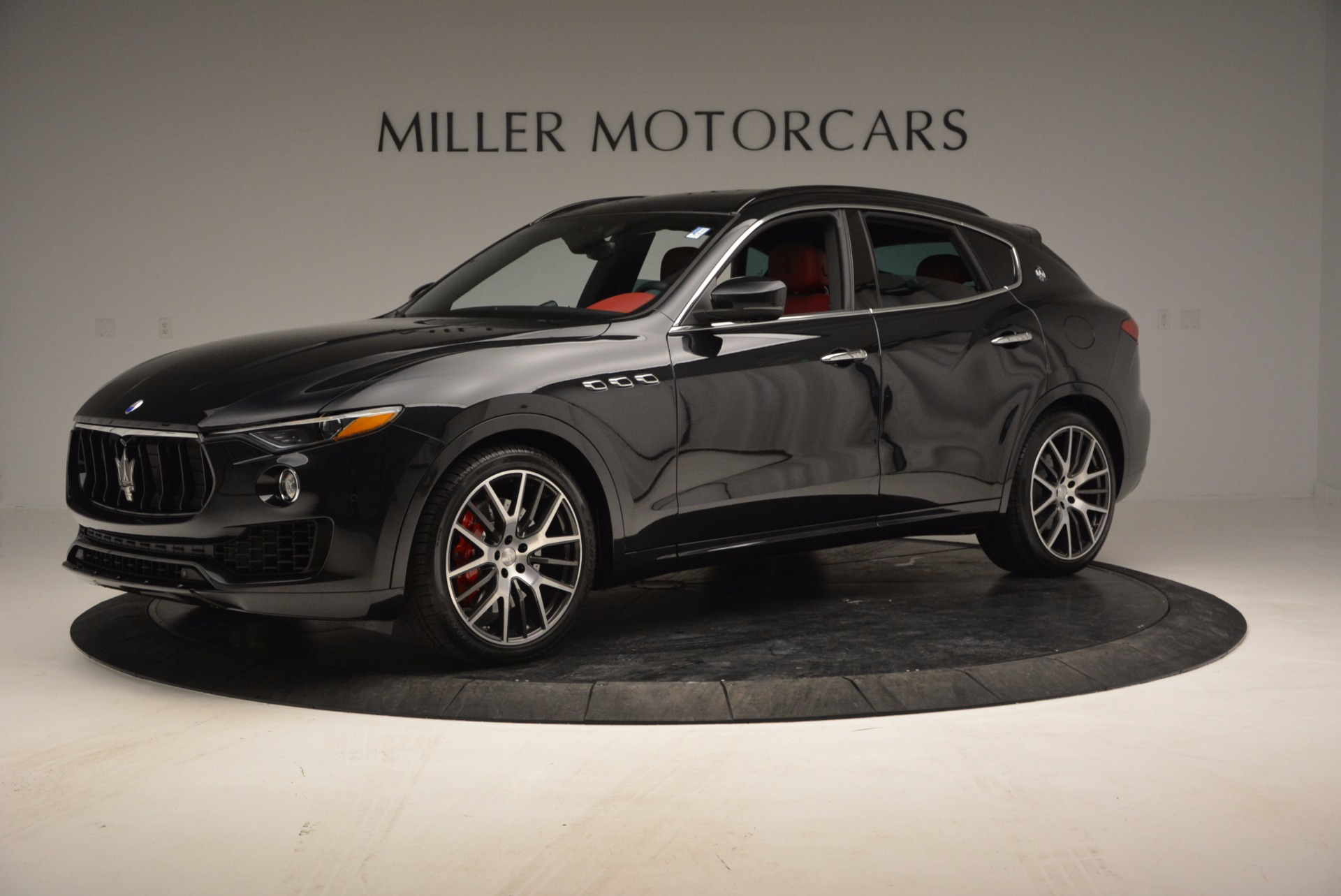 New 2017 Maserati Levante S For Sale In Greenwich, CT 1089_p2