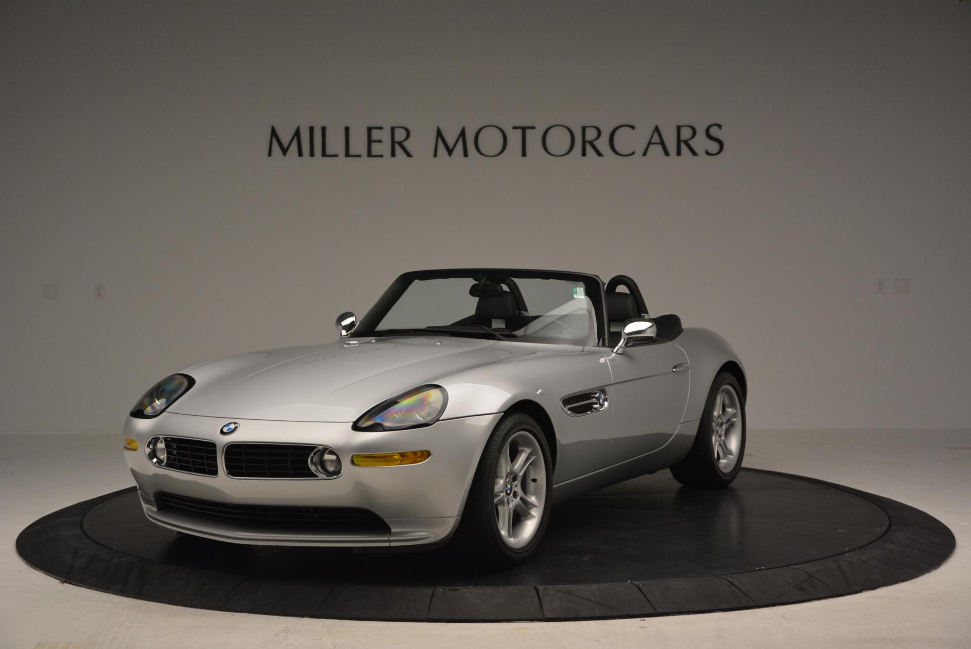 Used 2000 BMW Z8  For Sale In Greenwich, CT 109_main