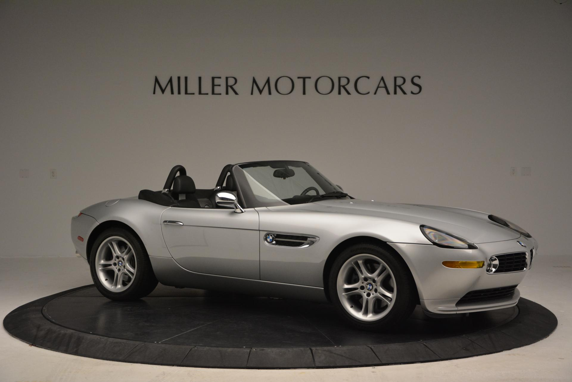 Used 2000 BMW Z8  For Sale In Greenwich, CT 109_p10
