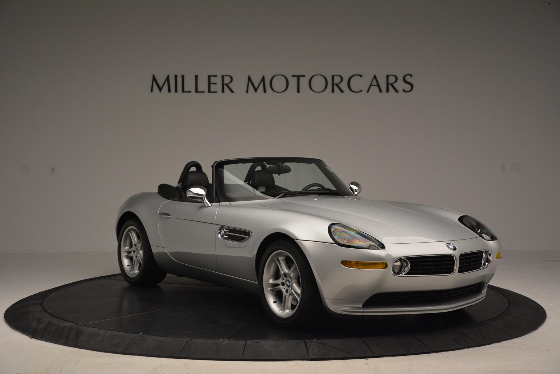 Used 2000 BMW Z8  For Sale In Greenwich, CT 109_p11