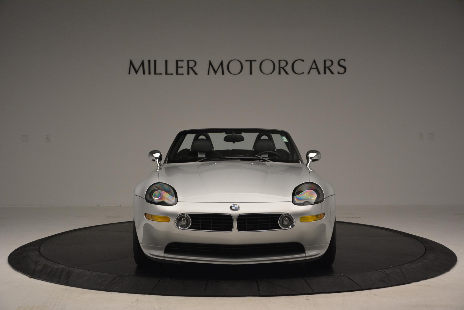 Used 2000 BMW Z8  For Sale In Greenwich, CT 109_p12