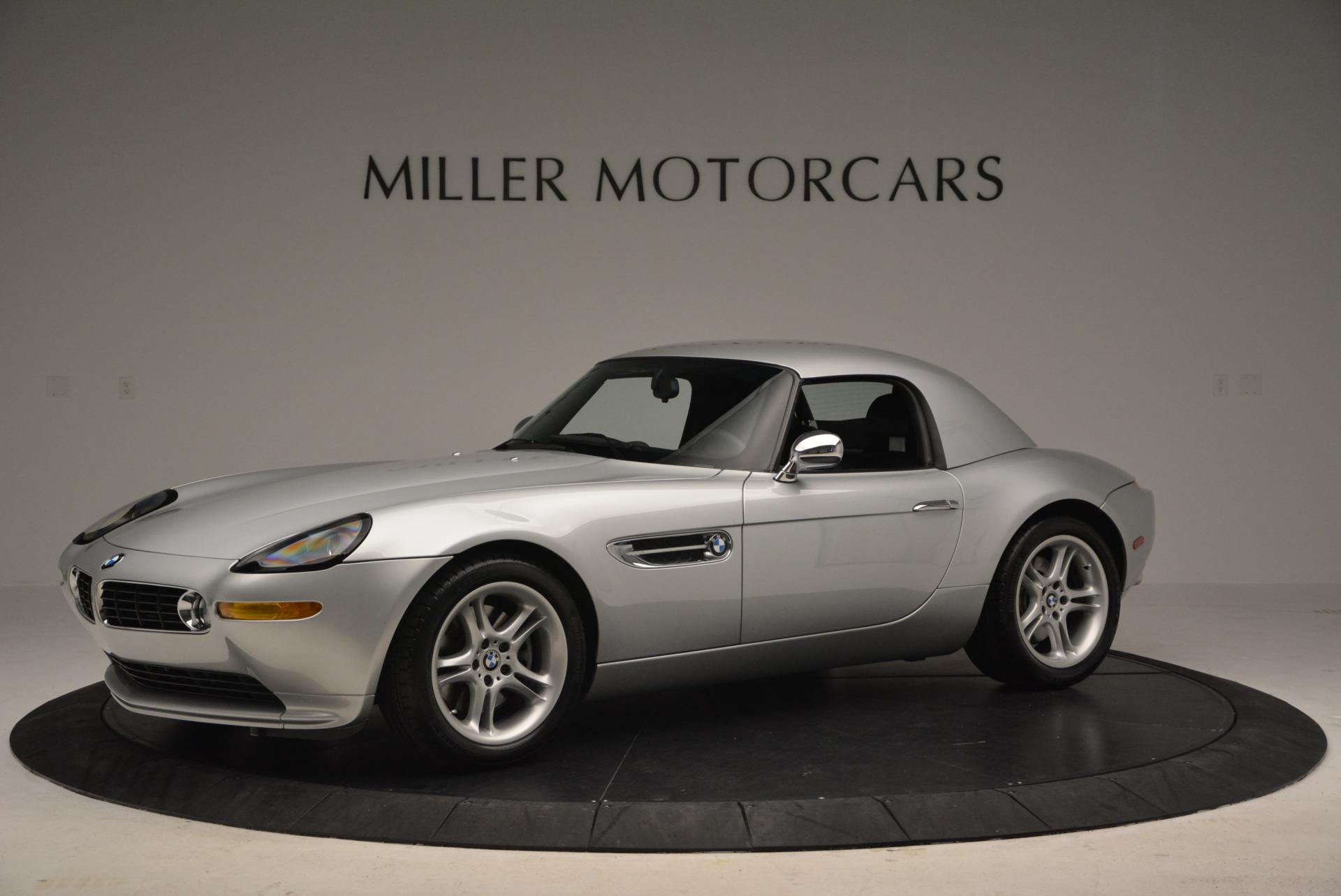 Used 2000 BMW Z8  For Sale In Greenwich, CT 109_p14
