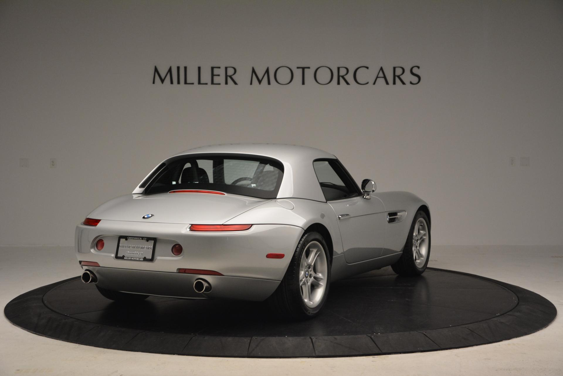 Used 2000 BMW Z8  For Sale In Greenwich, CT 109_p19