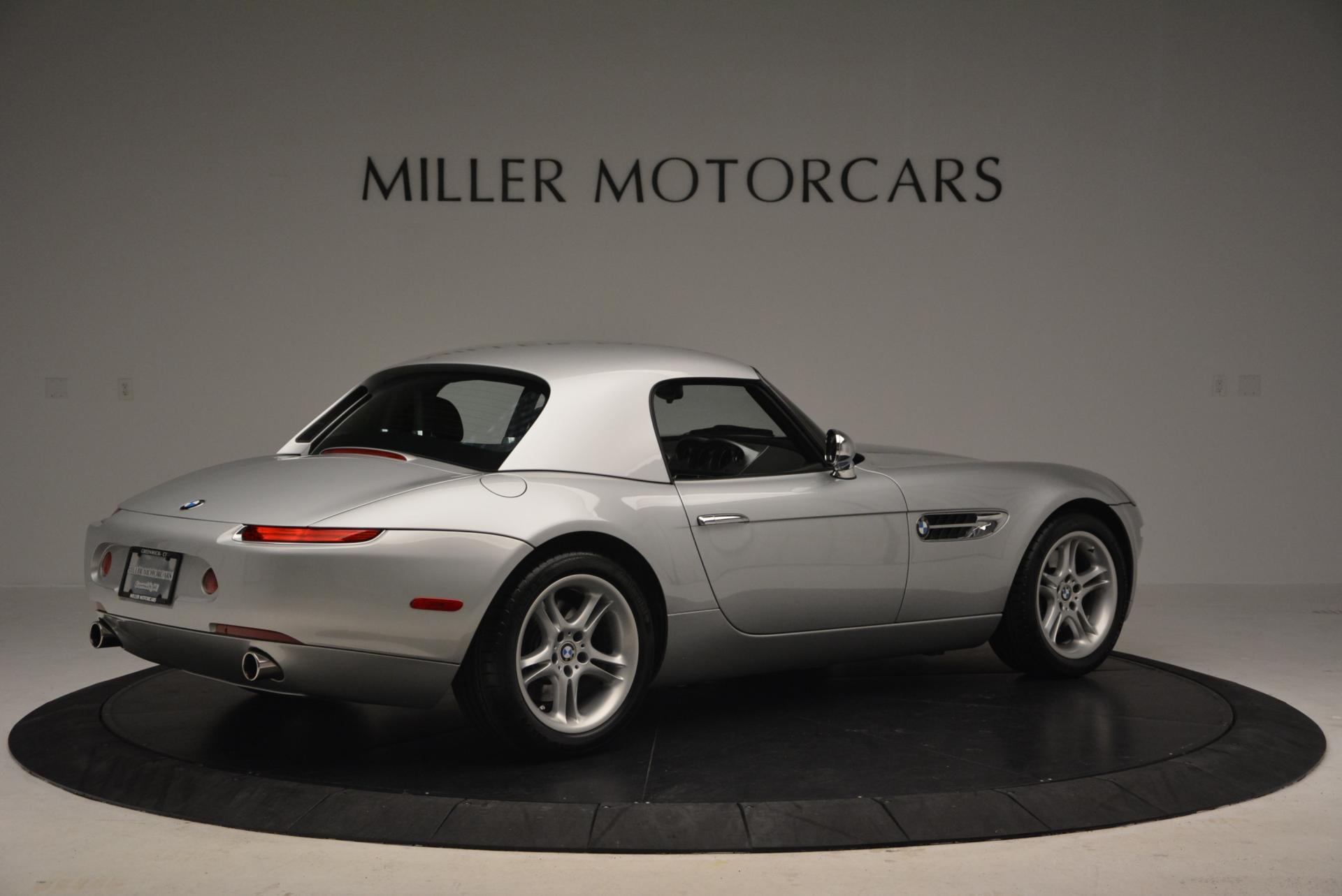 Used 2000 BMW Z8  For Sale In Greenwich, CT 109_p20