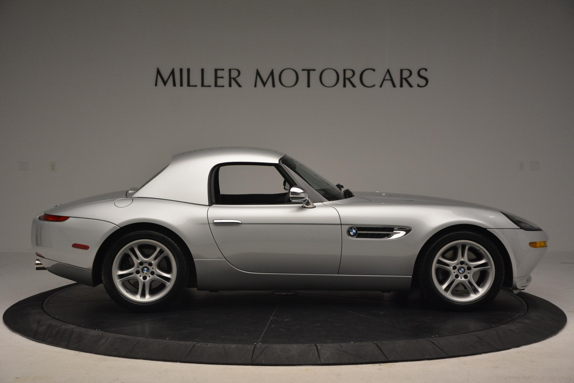 Used 2000 BMW Z8  For Sale In Greenwich, CT 109_p21