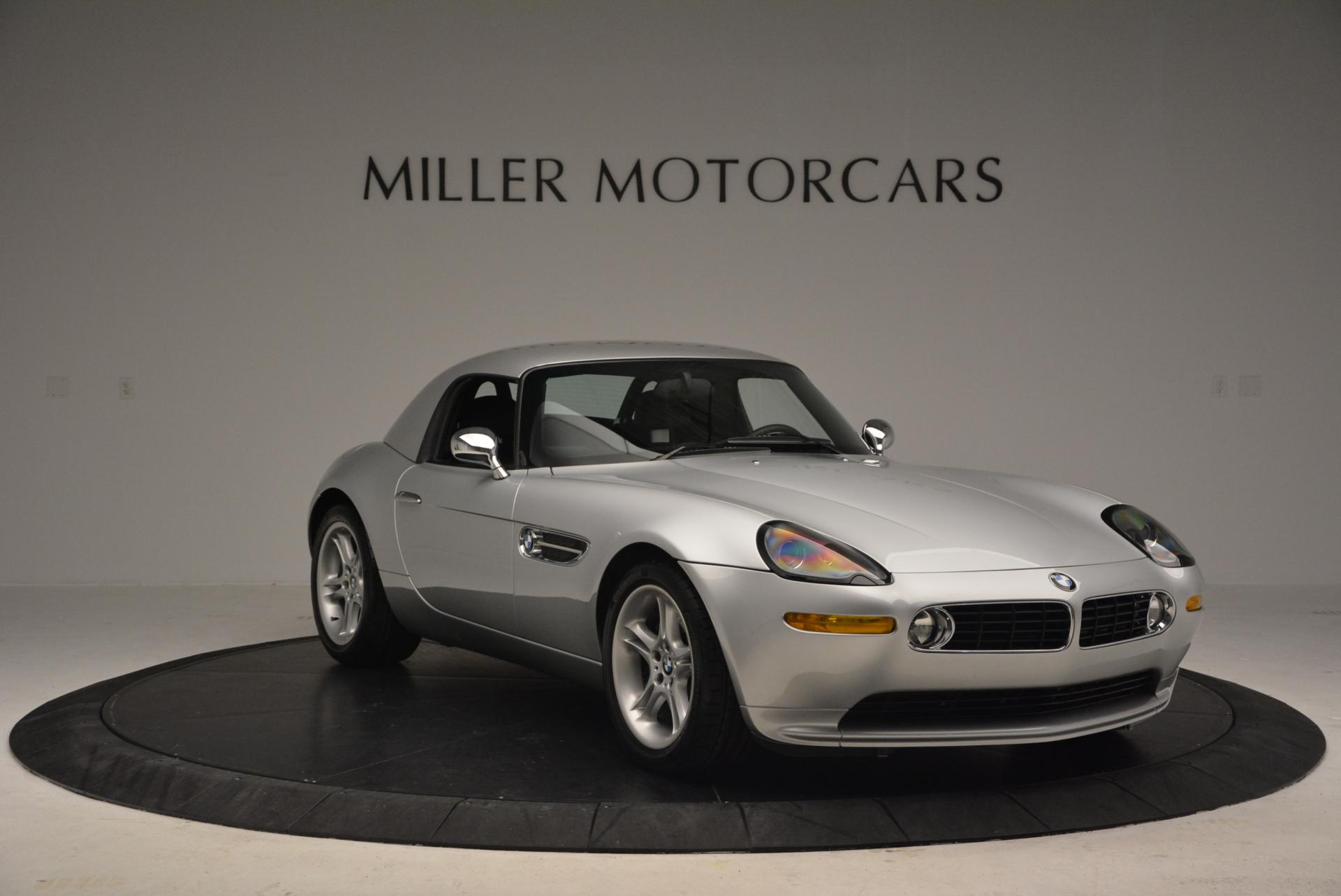Used 2000 BMW Z8  For Sale In Greenwich, CT 109_p23