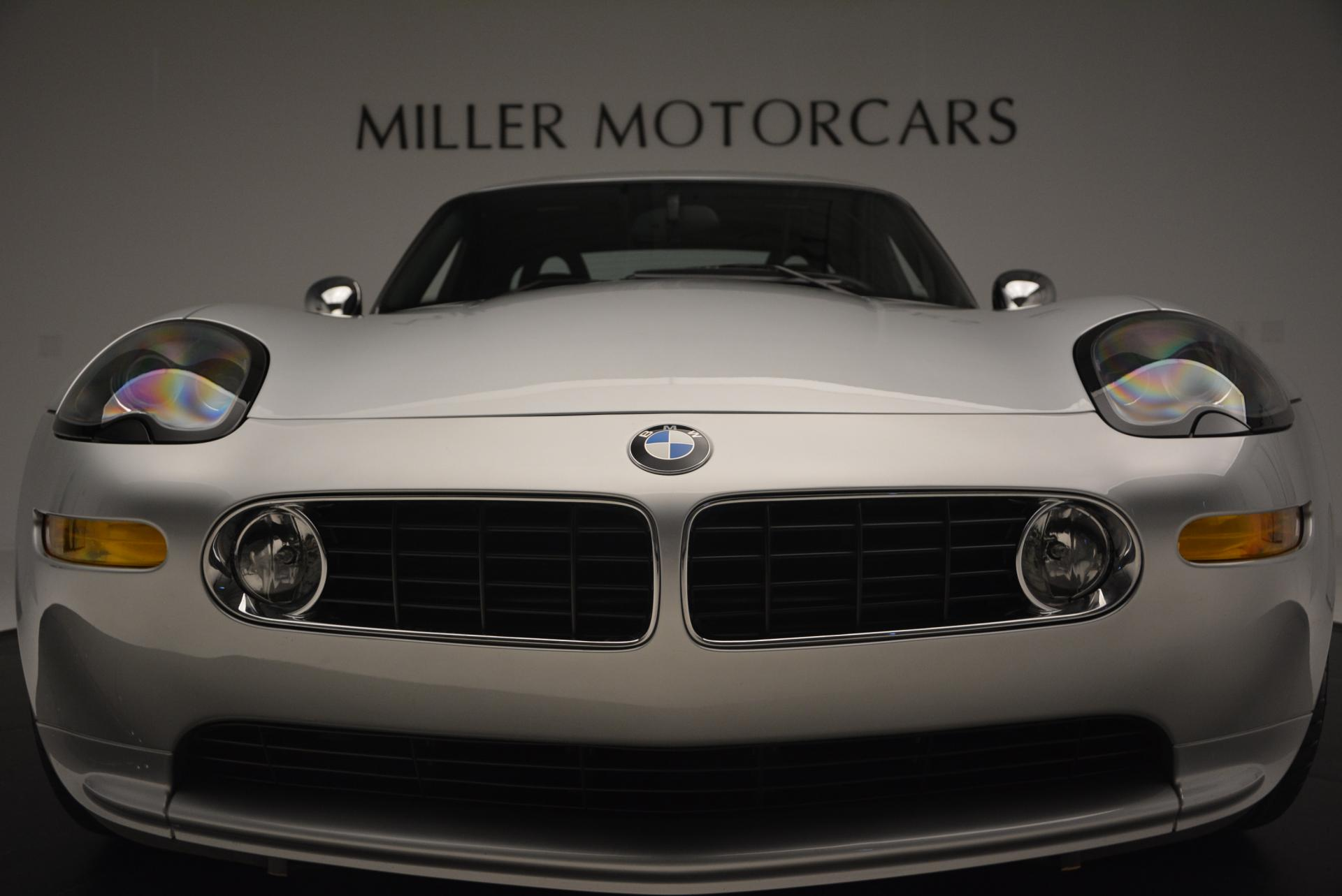 Used 2000 BMW Z8  For Sale In Greenwich, CT 109_p25