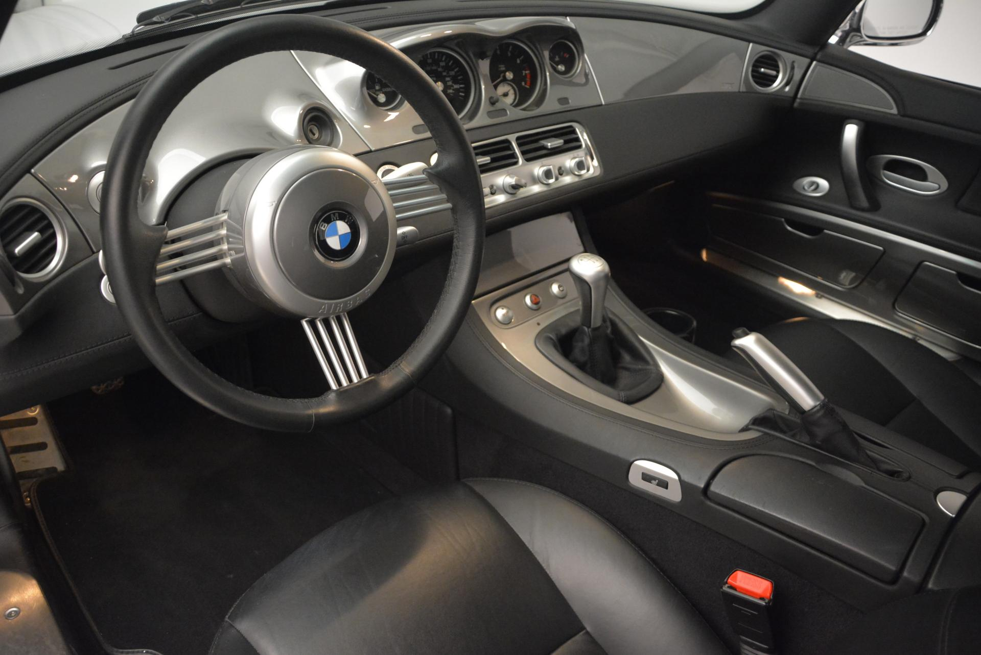 Used 2000 BMW Z8  For Sale In Greenwich, CT 109_p28