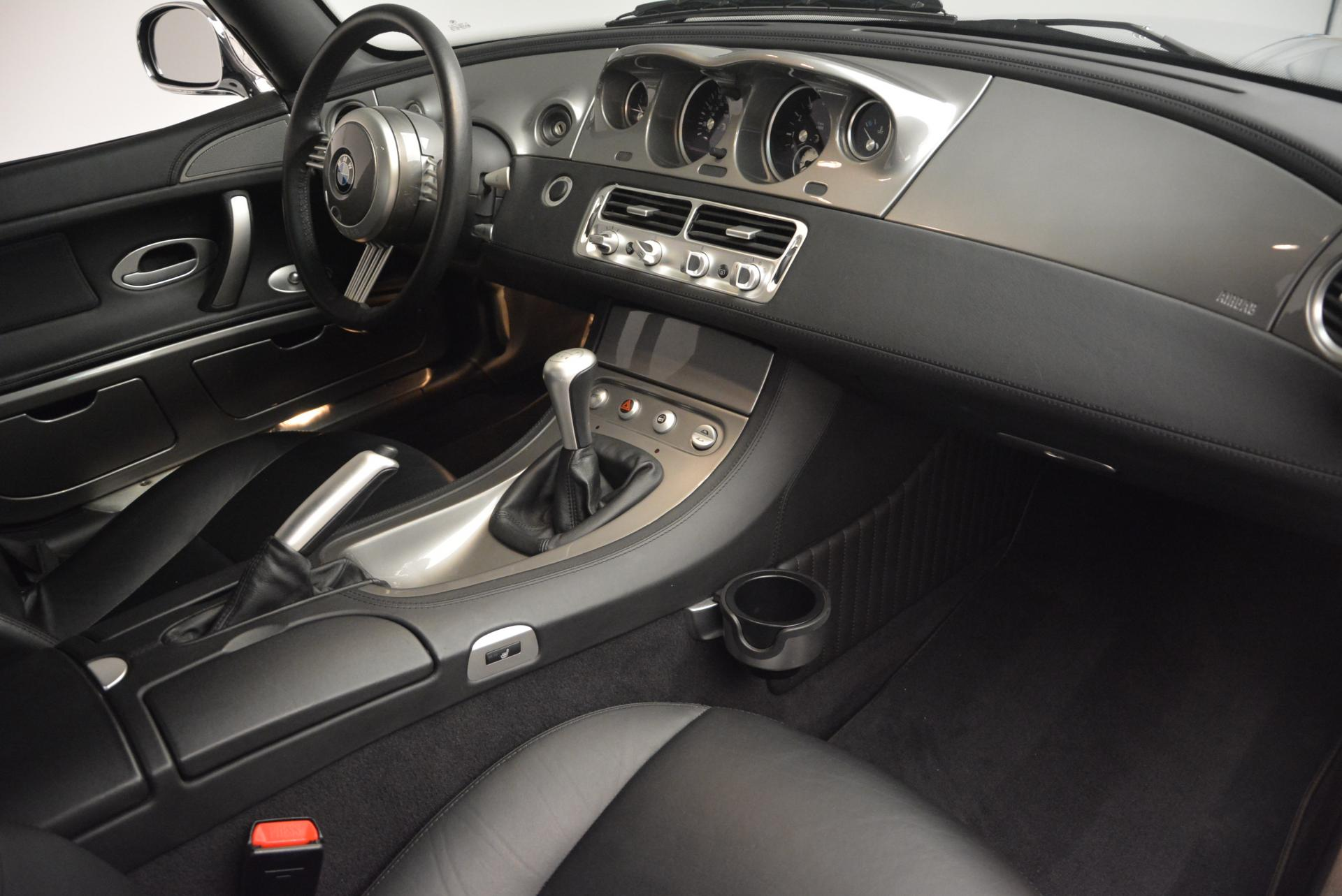 Used 2000 BMW Z8  For Sale In Greenwich, CT 109_p31