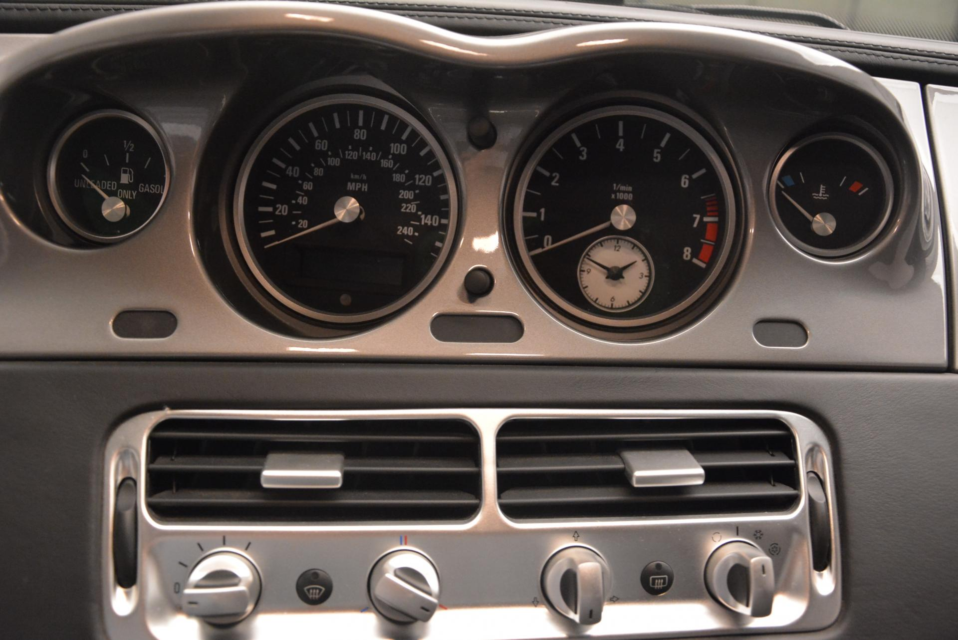 Used 2000 BMW Z8  For Sale In Greenwich, CT 109_p37