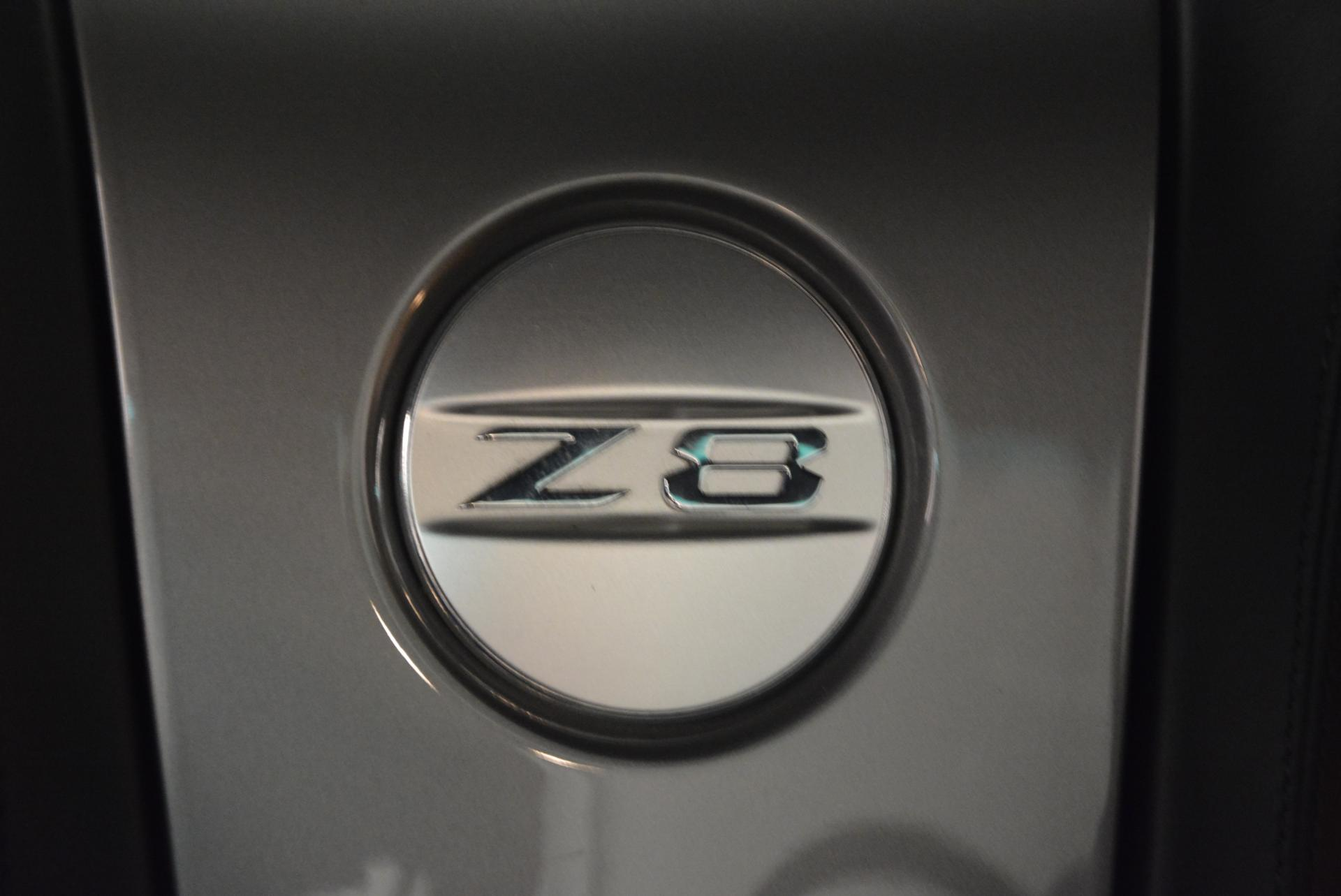 Used 2000 BMW Z8  For Sale In Greenwich, CT 109_p43