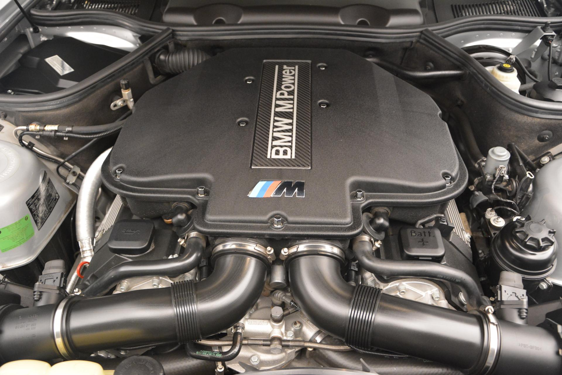Used 2000 BMW Z8  For Sale In Greenwich, CT 109_p45