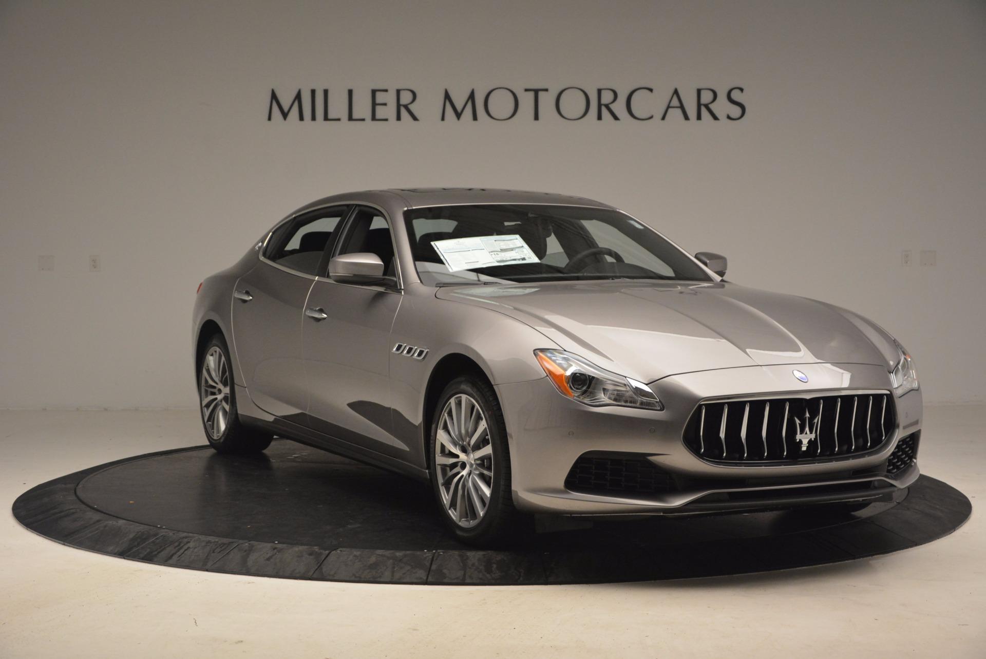 New 2017 Maserati Quattroporte SQ4 For Sale In Greenwich, CT 1090_p11