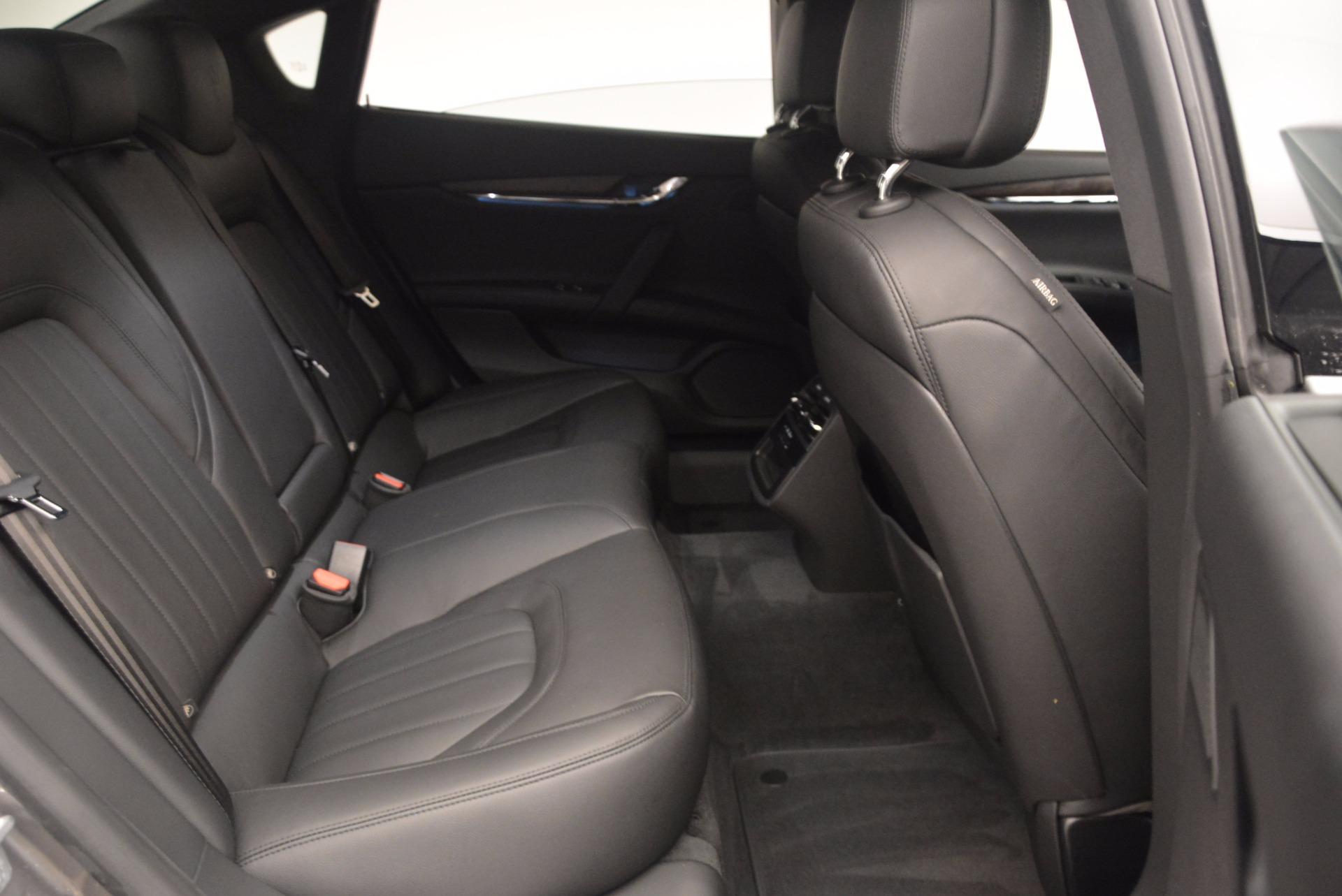 New 2017 Maserati Quattroporte SQ4 For Sale In Greenwich, CT 1090_p20