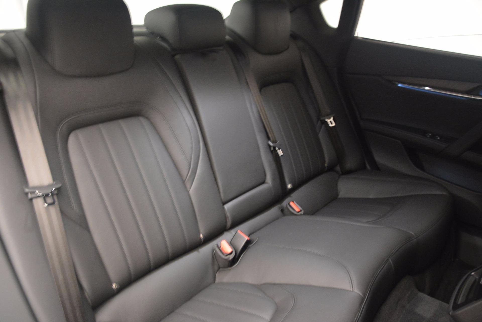 New 2017 Maserati Quattroporte SQ4 For Sale In Greenwich, CT 1090_p21
